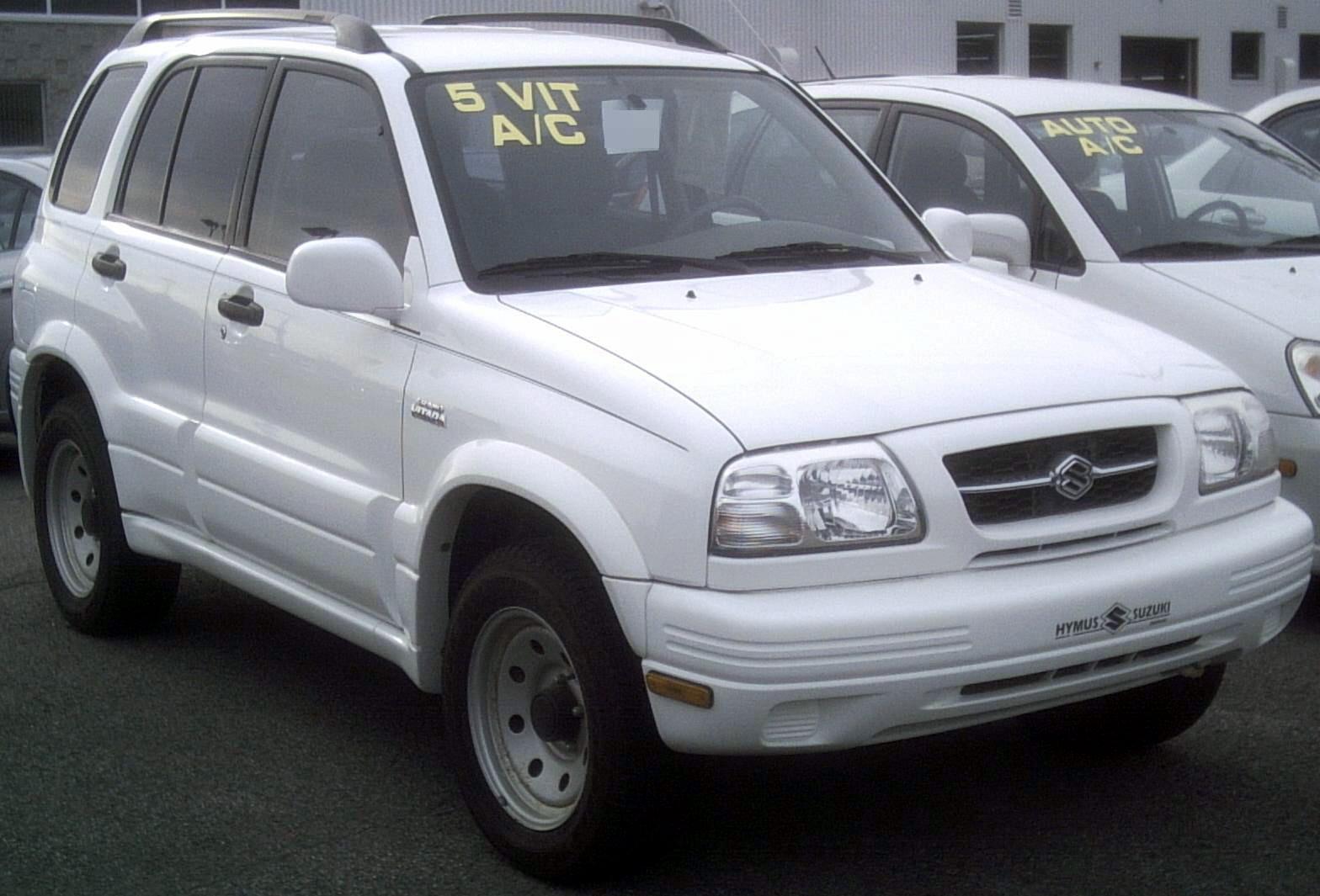 Suzuki Grand Vitara Wikipedia