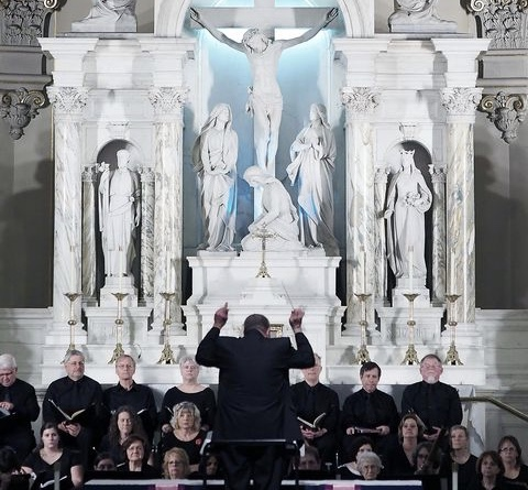 Handel's Messiah, December 2015, St. Peter's Music Series