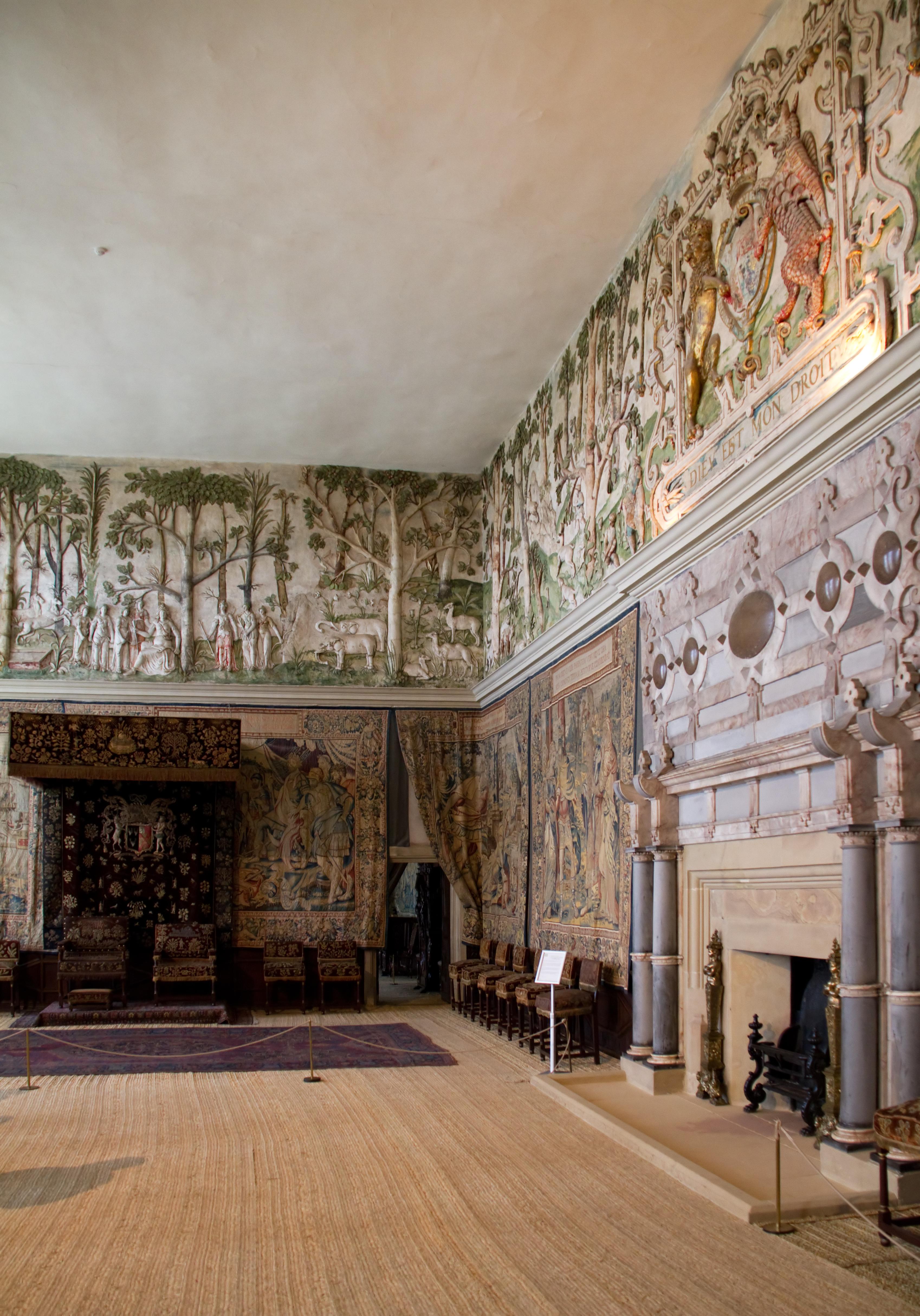 Image Gallery Hardwick Hall Interior