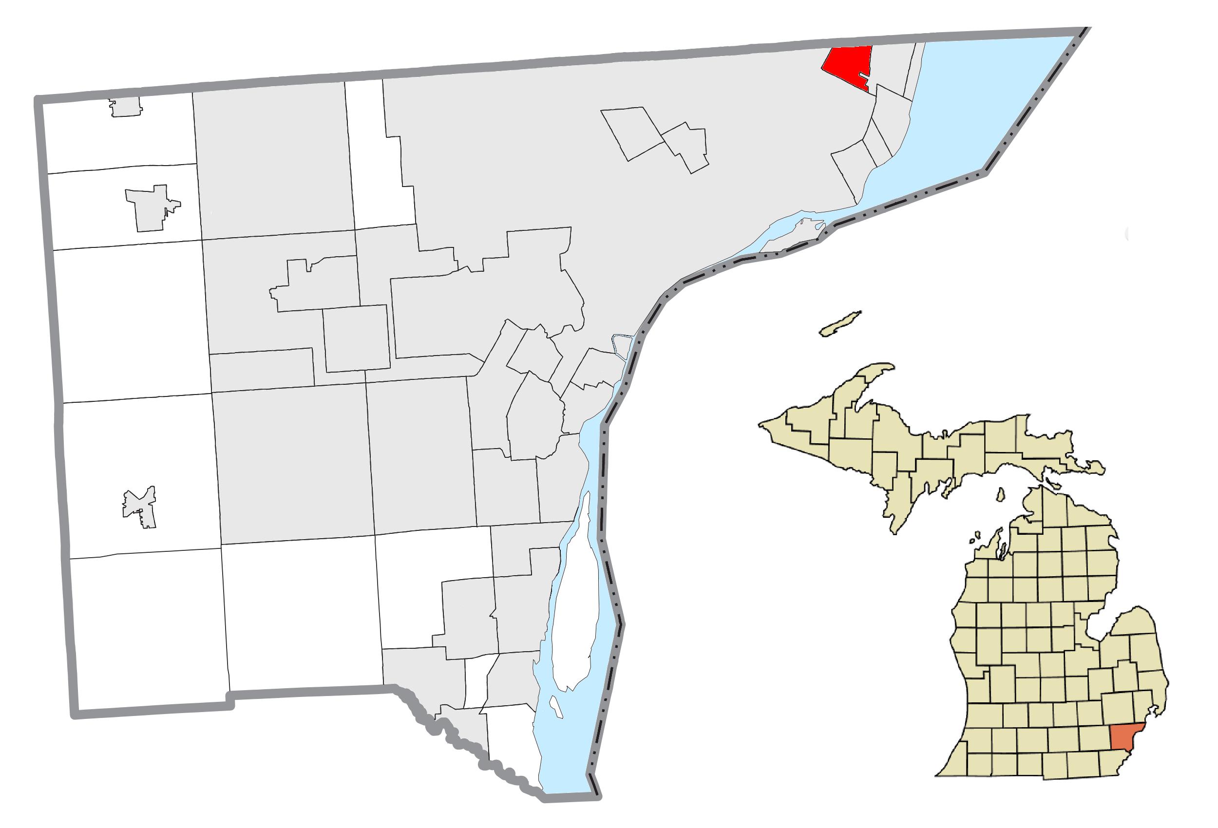 Harper Woods, Michigan - Wikipedia