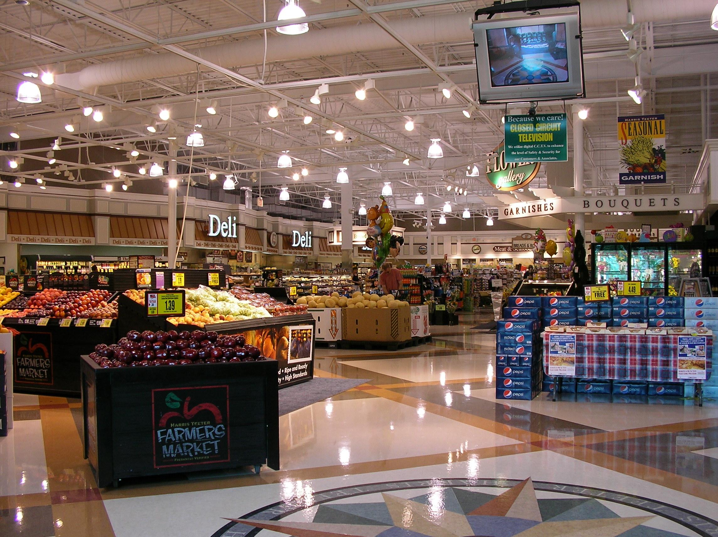 Harris Teeter Grocery Store Virginia Beach
