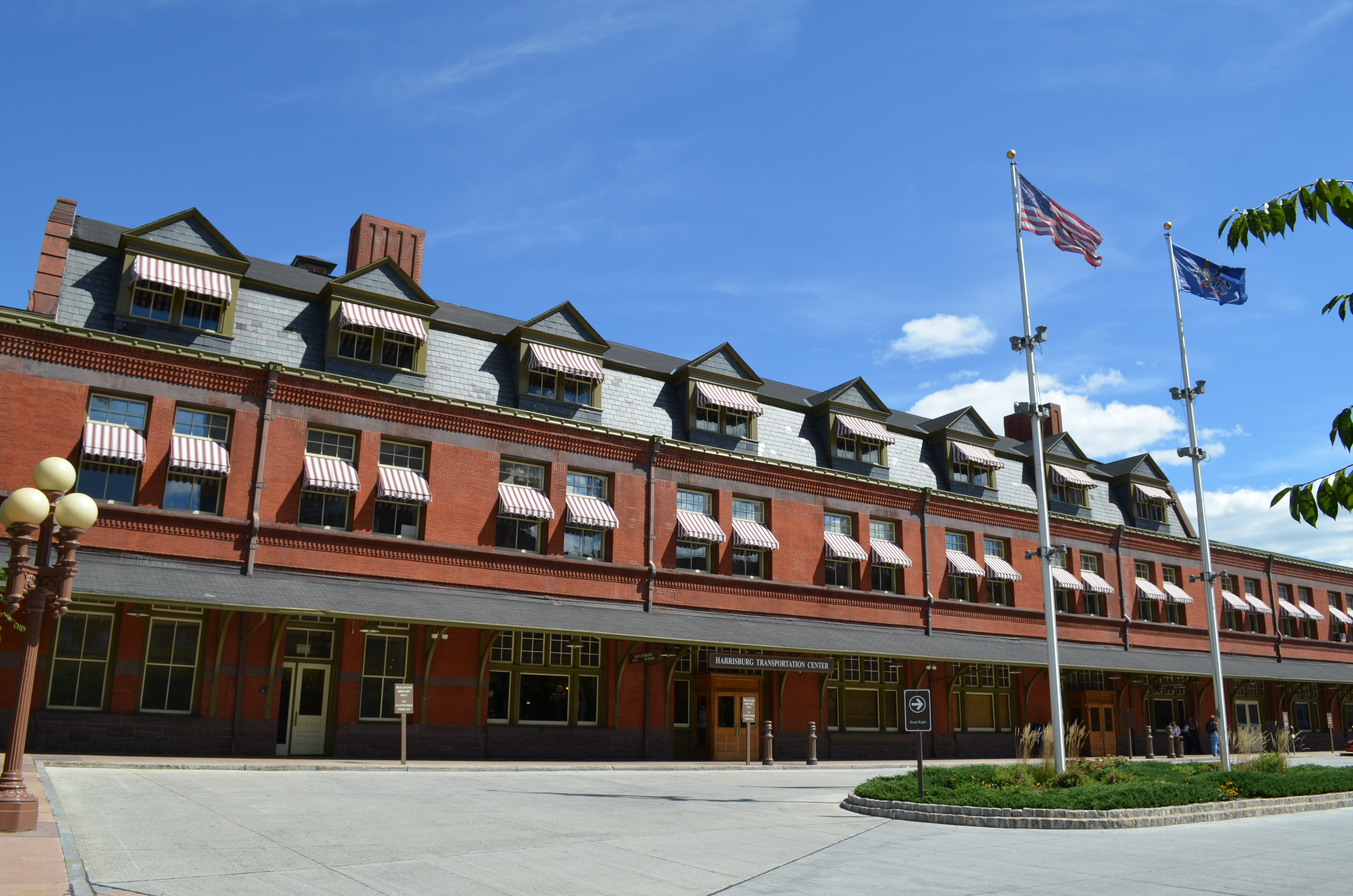 Harrisburg Transportation Center - Wikipedia