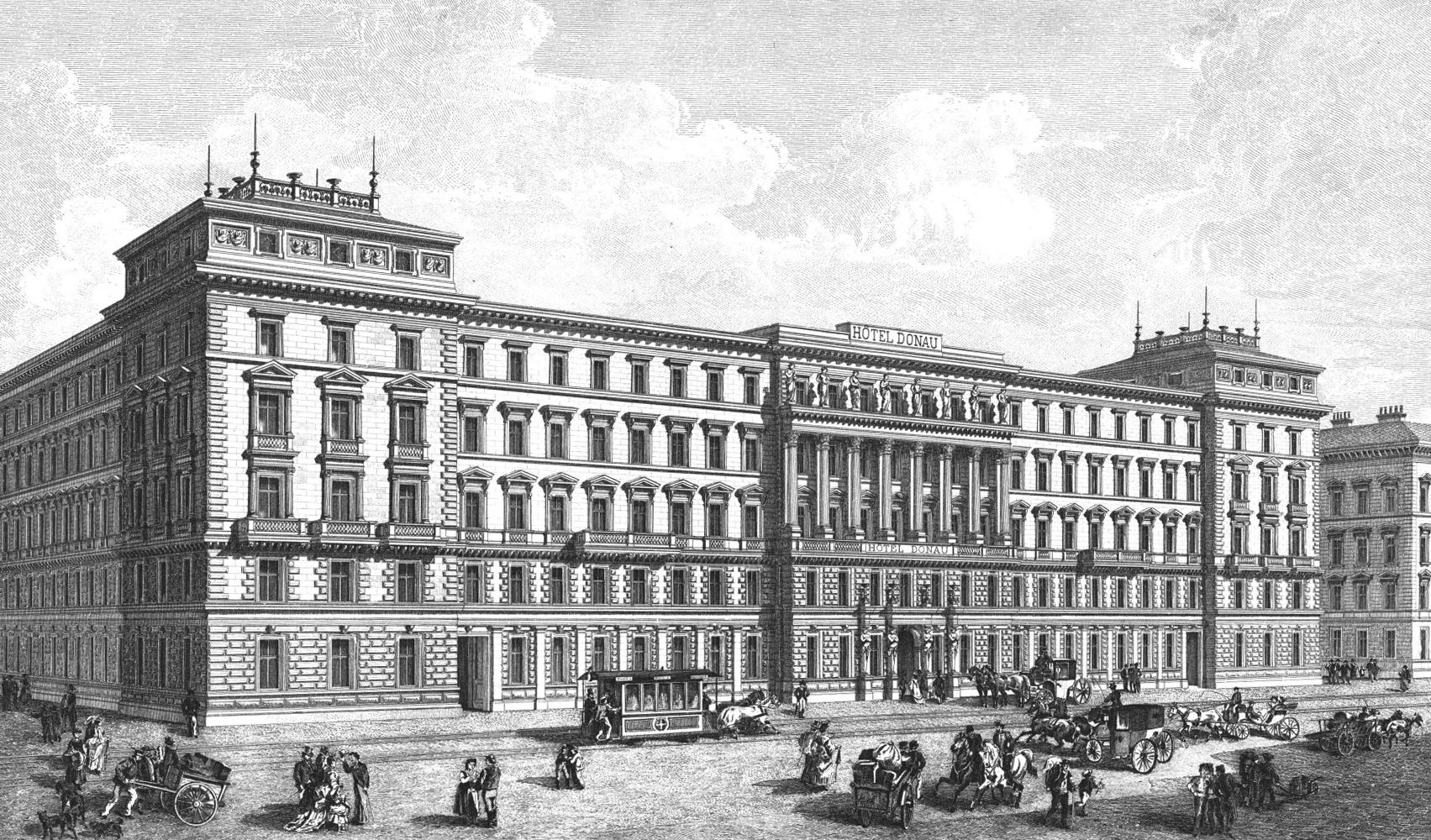 Hotel Donau Wien