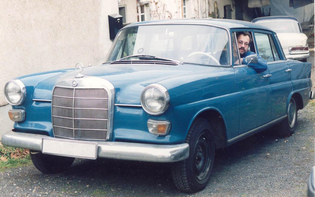 It S My Classic Car Mercedes Benz W110 First Series 190c 190dc
