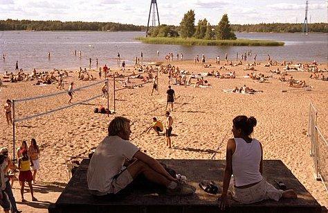 File:Hietaniemi beach.jpg