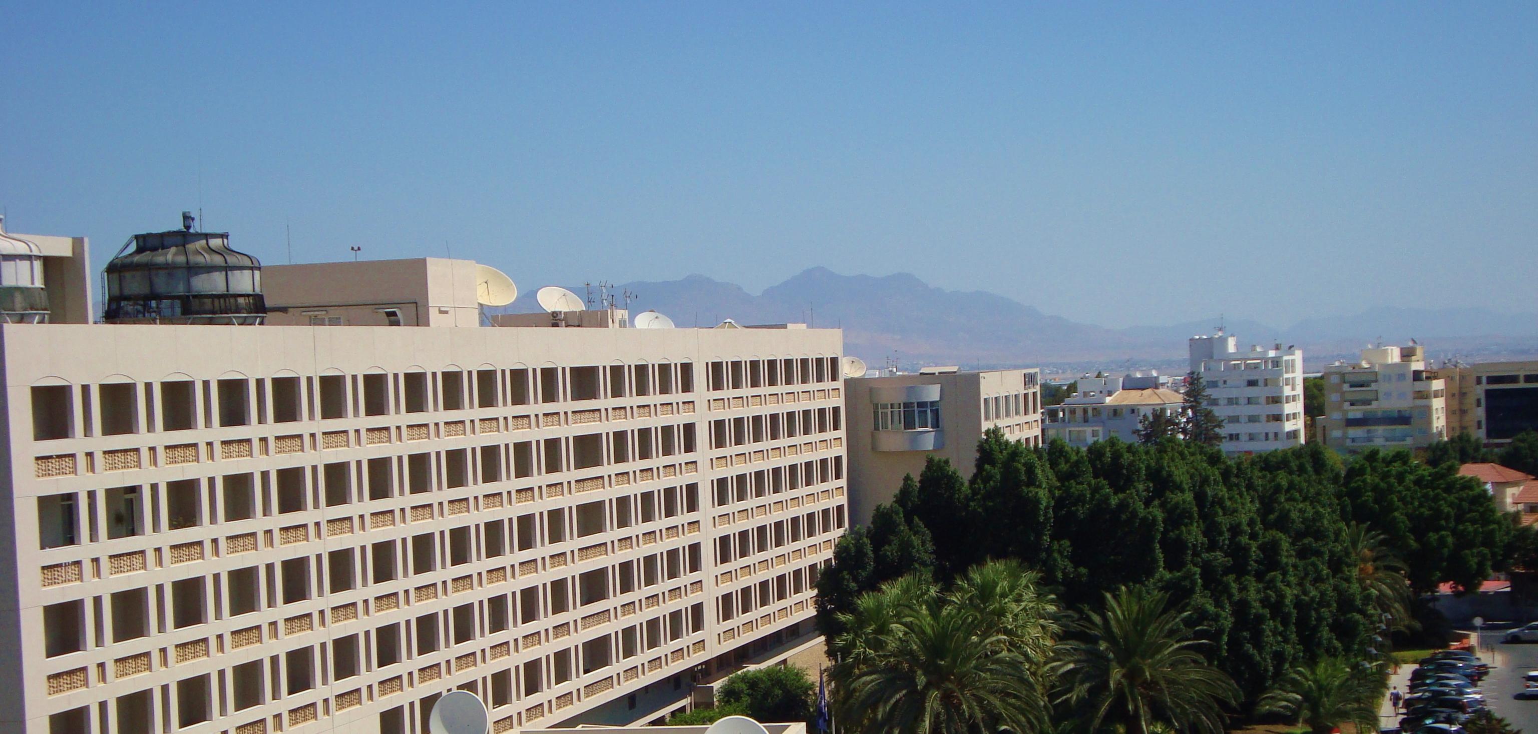 The Capital Hilton Hotel