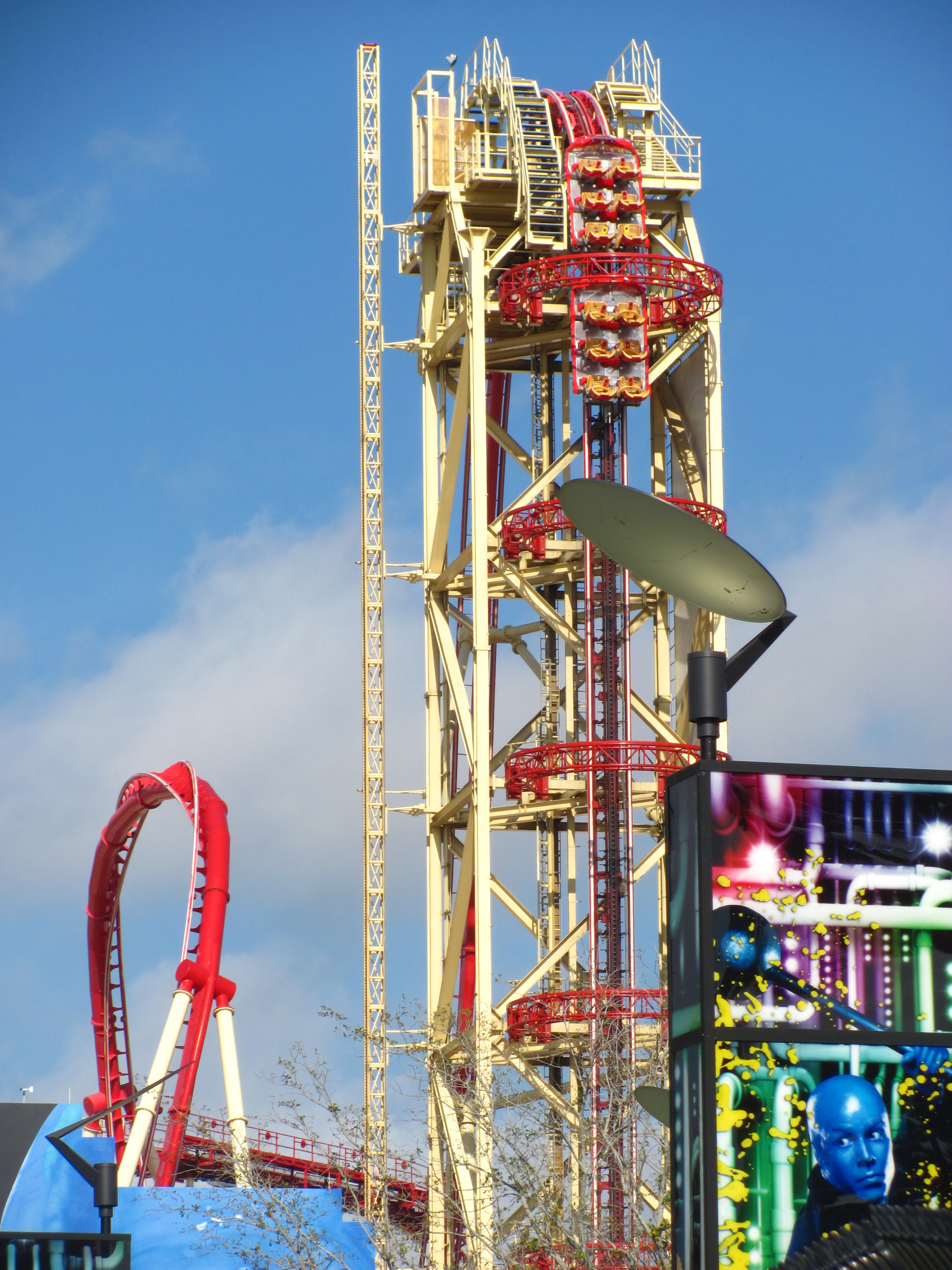 Rip Ride n Rockit Rollercoaster
