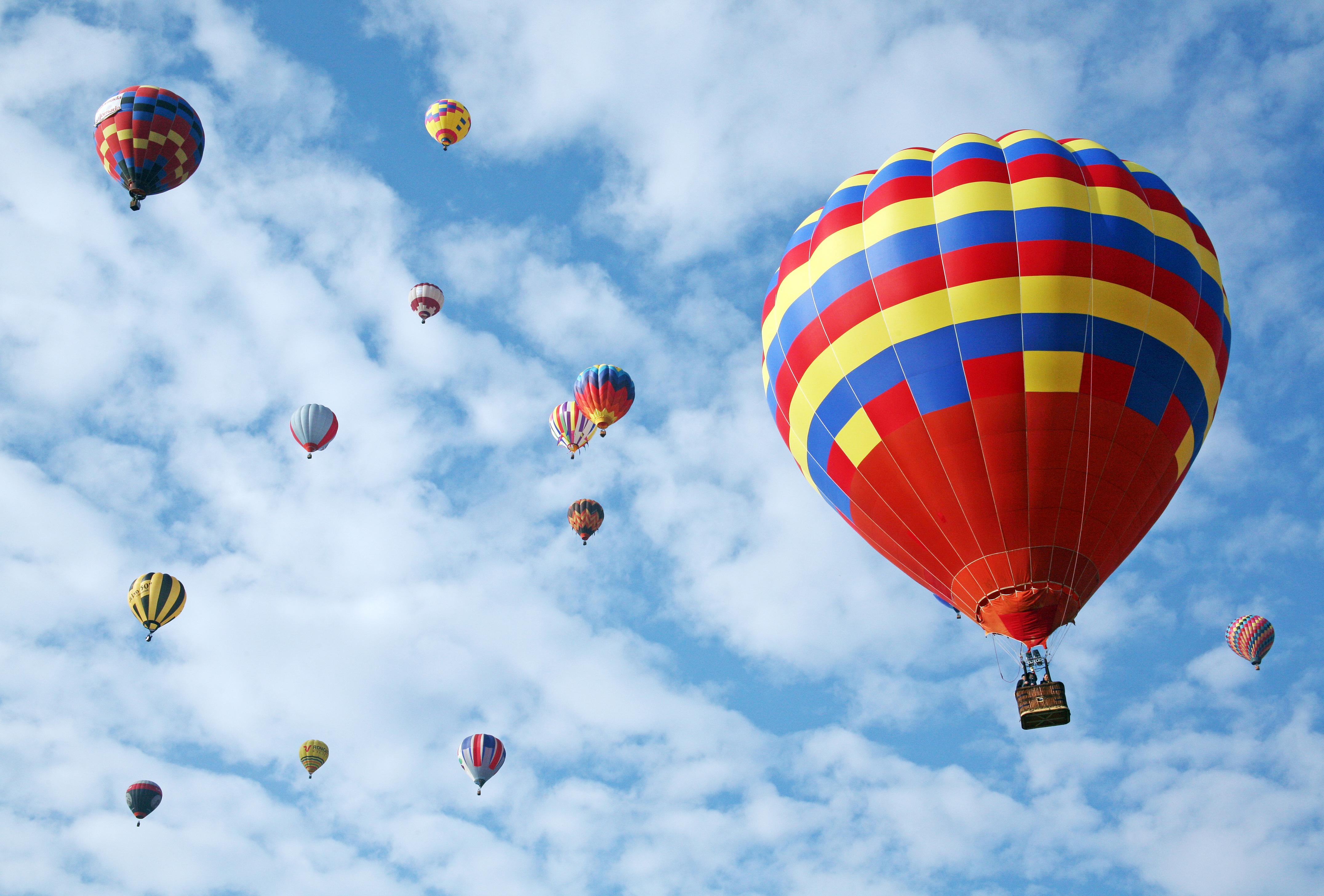 Hot Air Balloon Rides Myrtle Beach Sc