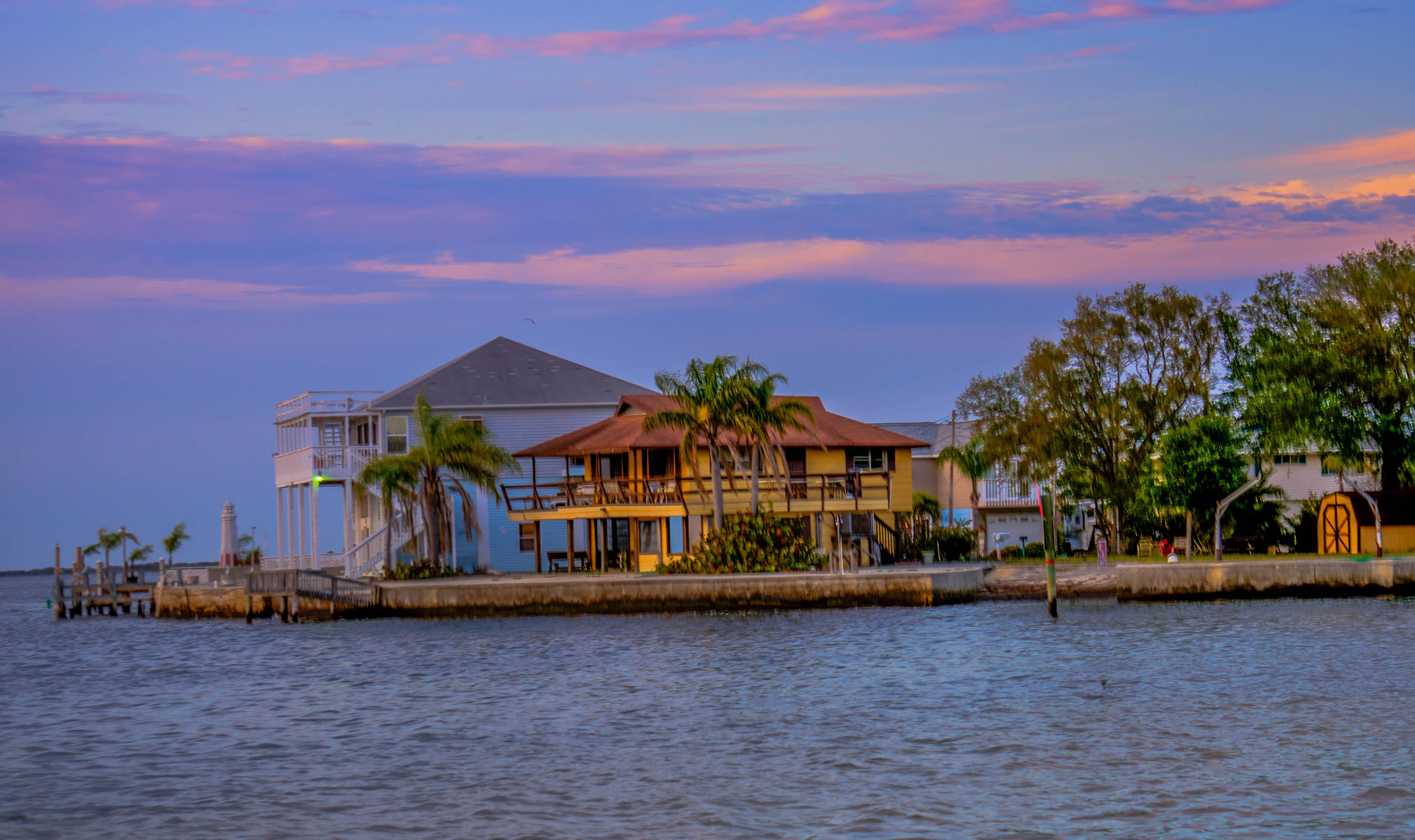 File Hudson Beach Florida Sunset Panoramio 2 Jpg
