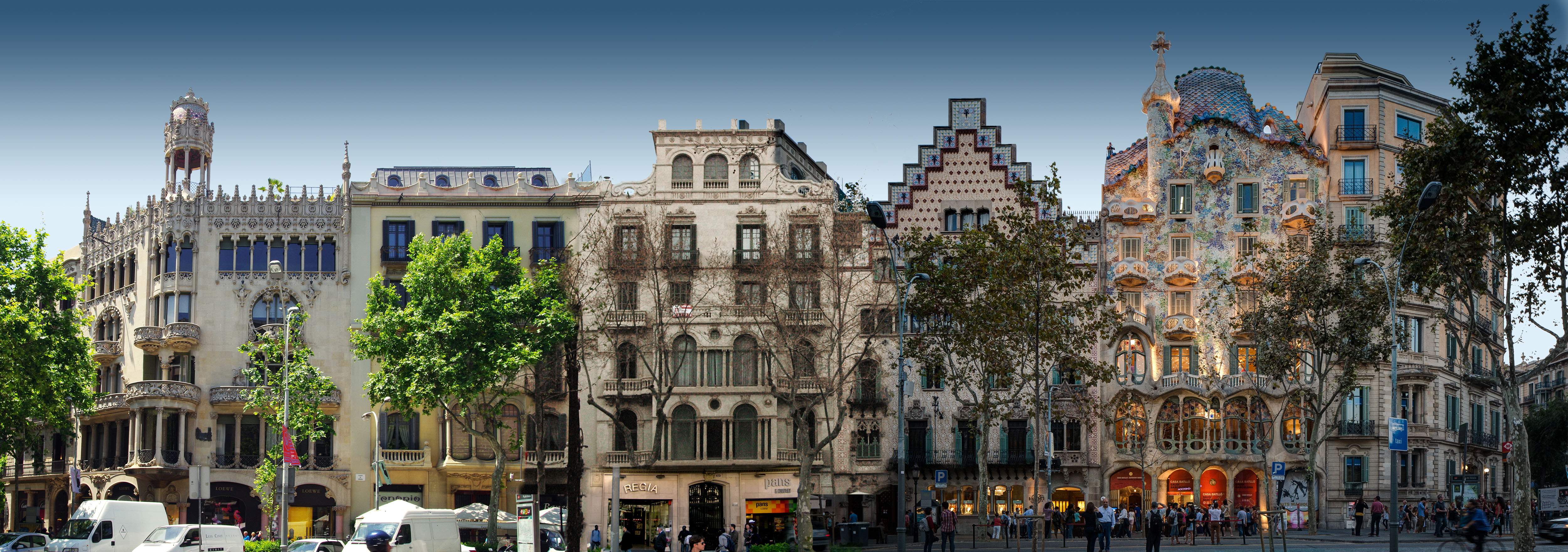 La Dreta de L'Eixample, Barcelona Barcelona-Home