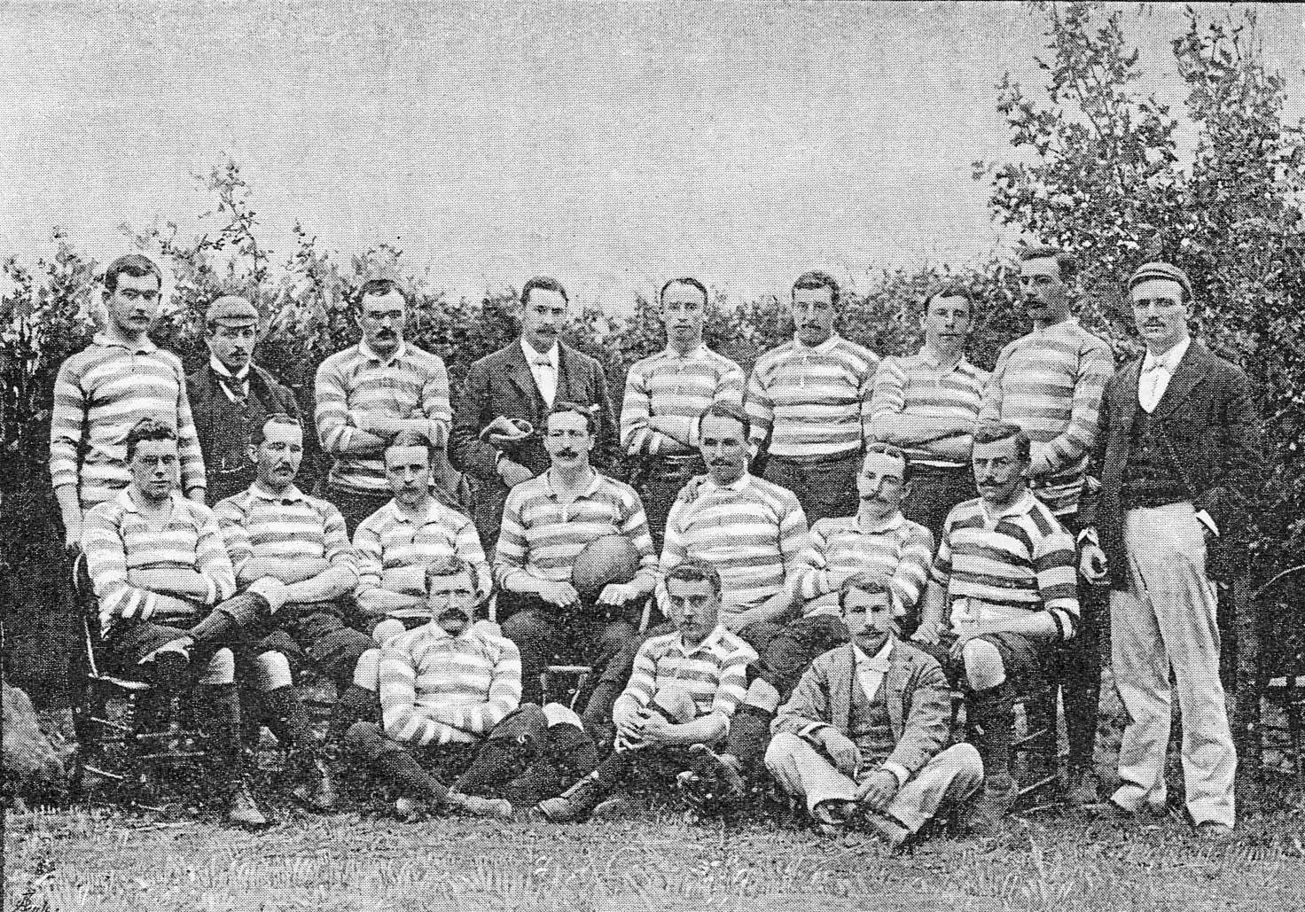 1891 British Lions tour to South Africa - Wikipedia