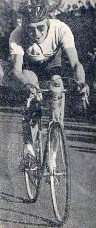 Jacques Dupont, vainqueur de Paris-Tours 1951