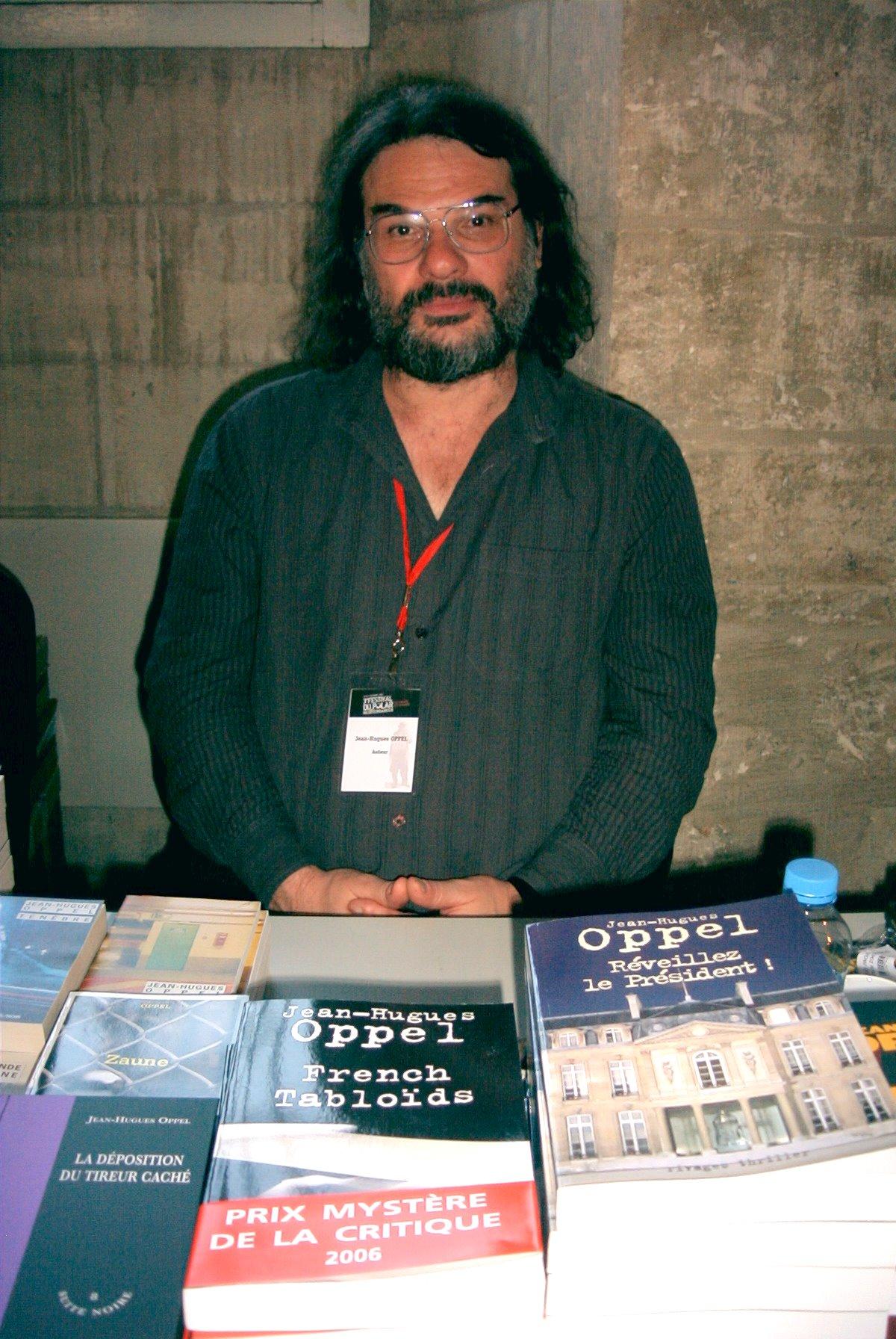 Jean Hugues Oppel
