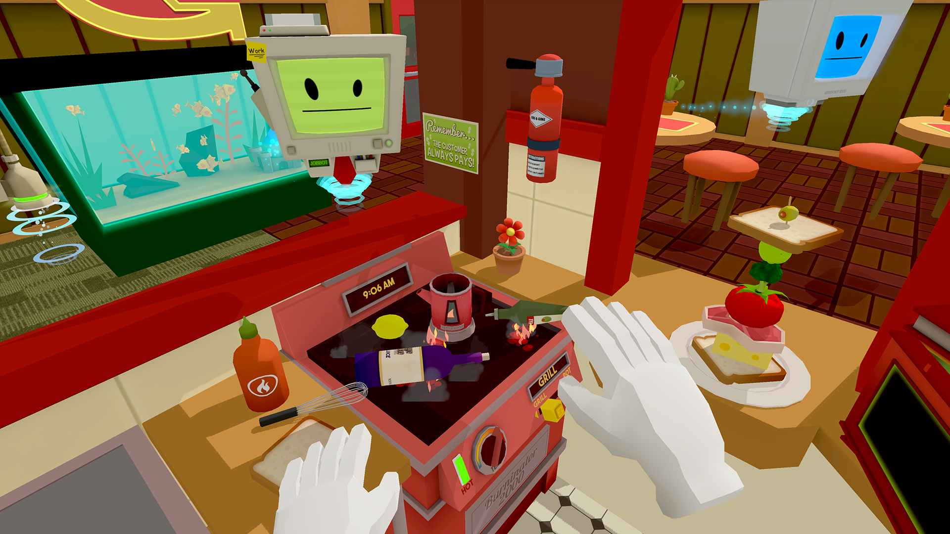 Superbe File:Job Simulator Screenshot   Kitchen 02.png