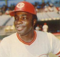 Joe Morgan Major League Baseball second baseman