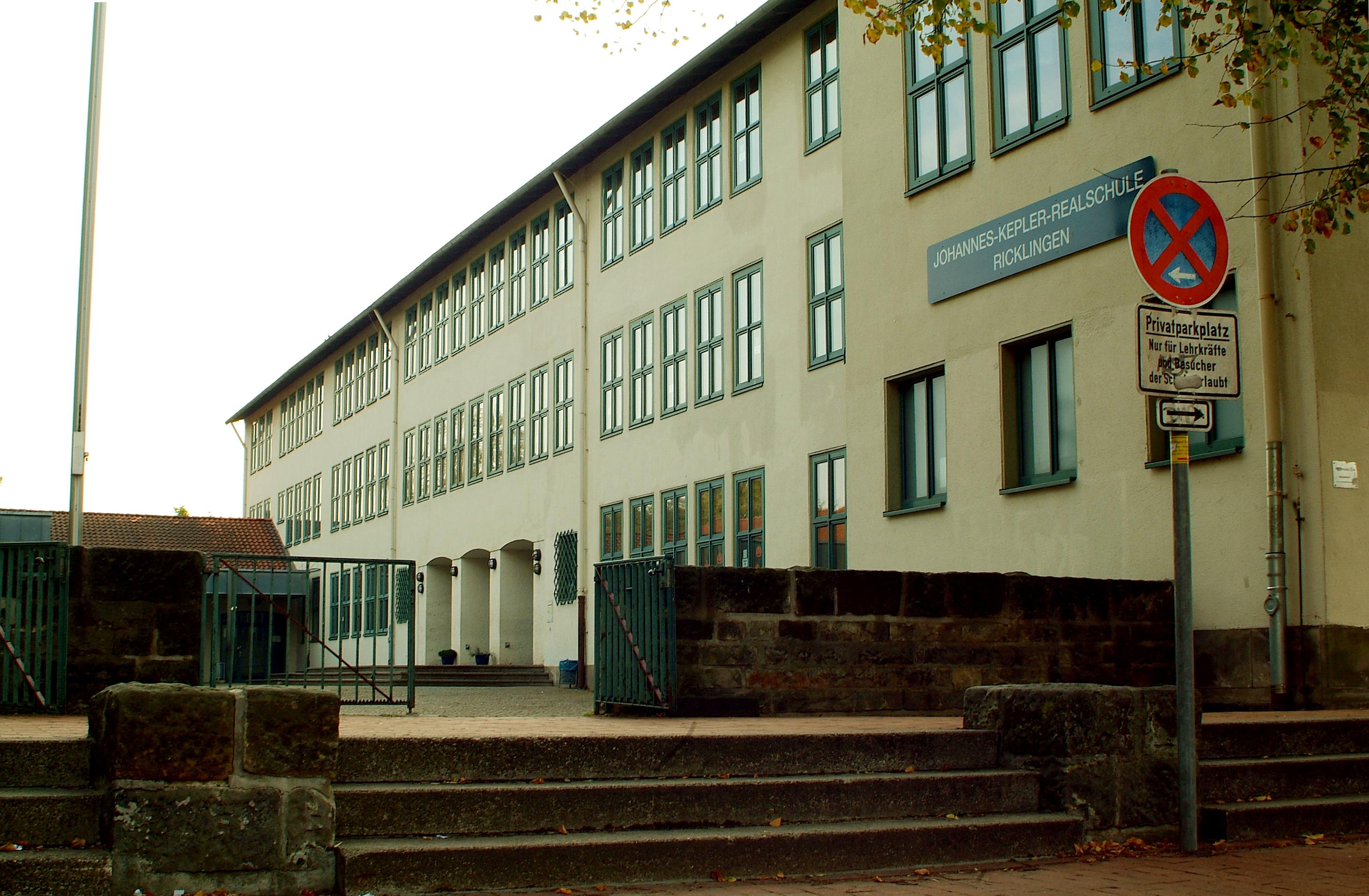 Treppen Hannover file johannes kepler realschule ricklingen hannover treppen zum
