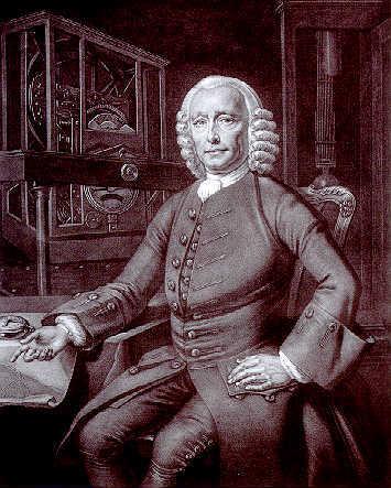 John Harrison - Longitude Prize 1714 Winner