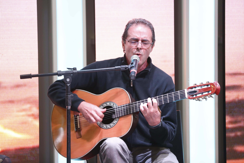 Jorge Fandermole en 2015.