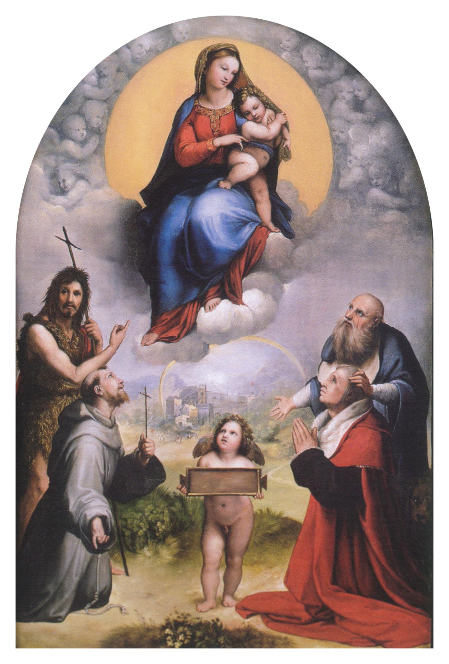 Madonna of foligno shops for Conti immobiliare foligno