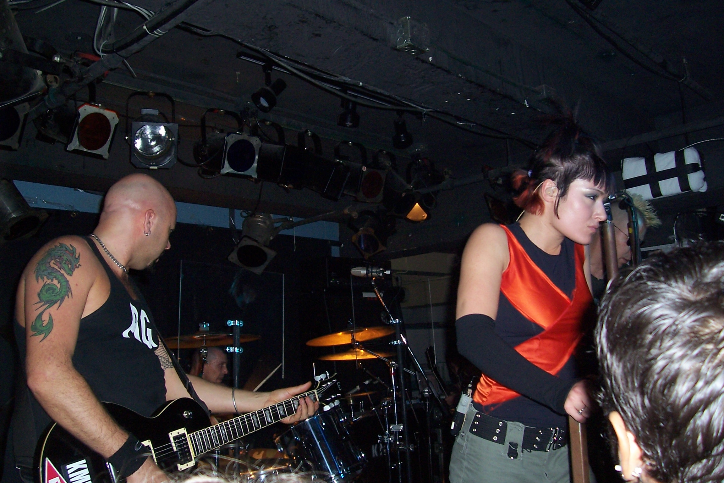 Depiction of KMFDM