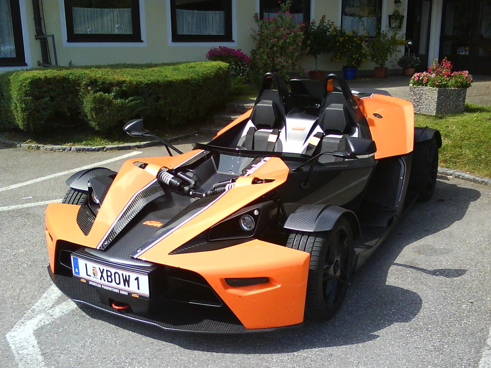 Fichier ktm x bow orange jpg wikip dia - X bow ktm ...