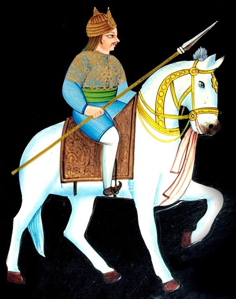 Legendary Telugu Leader and Warrior, MUSUNURI KAPANEEDU conducted Guerrilla Warfare against Delhi Rulers in the 13th Century.