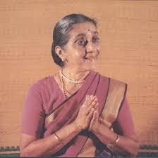 Kalanidhi Narayanan Indian dancer