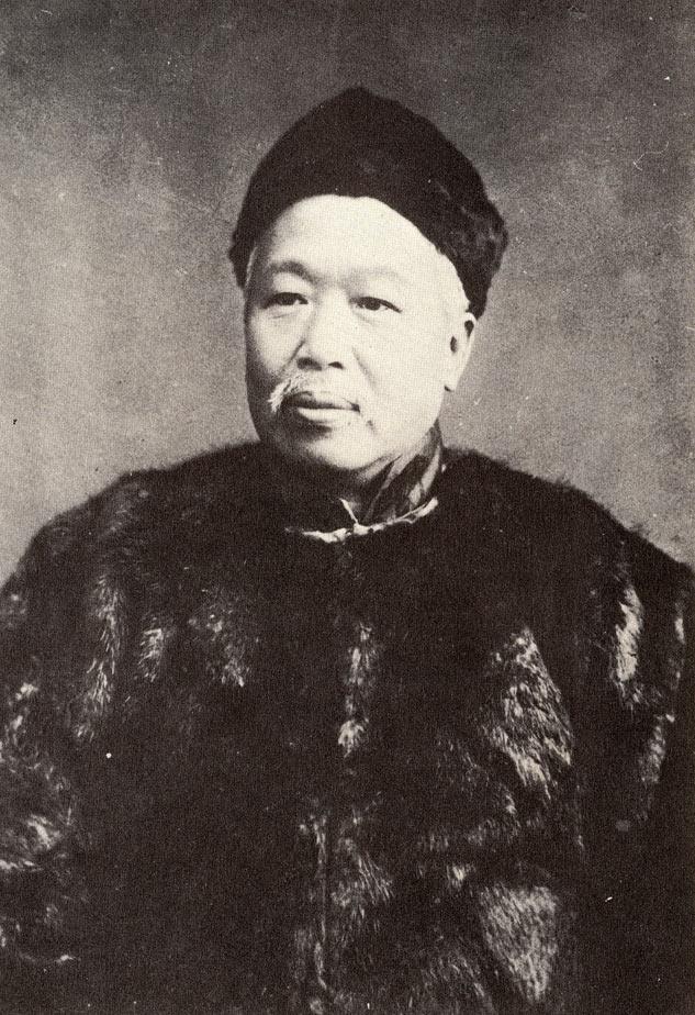 Reformer Kang Youwei.
