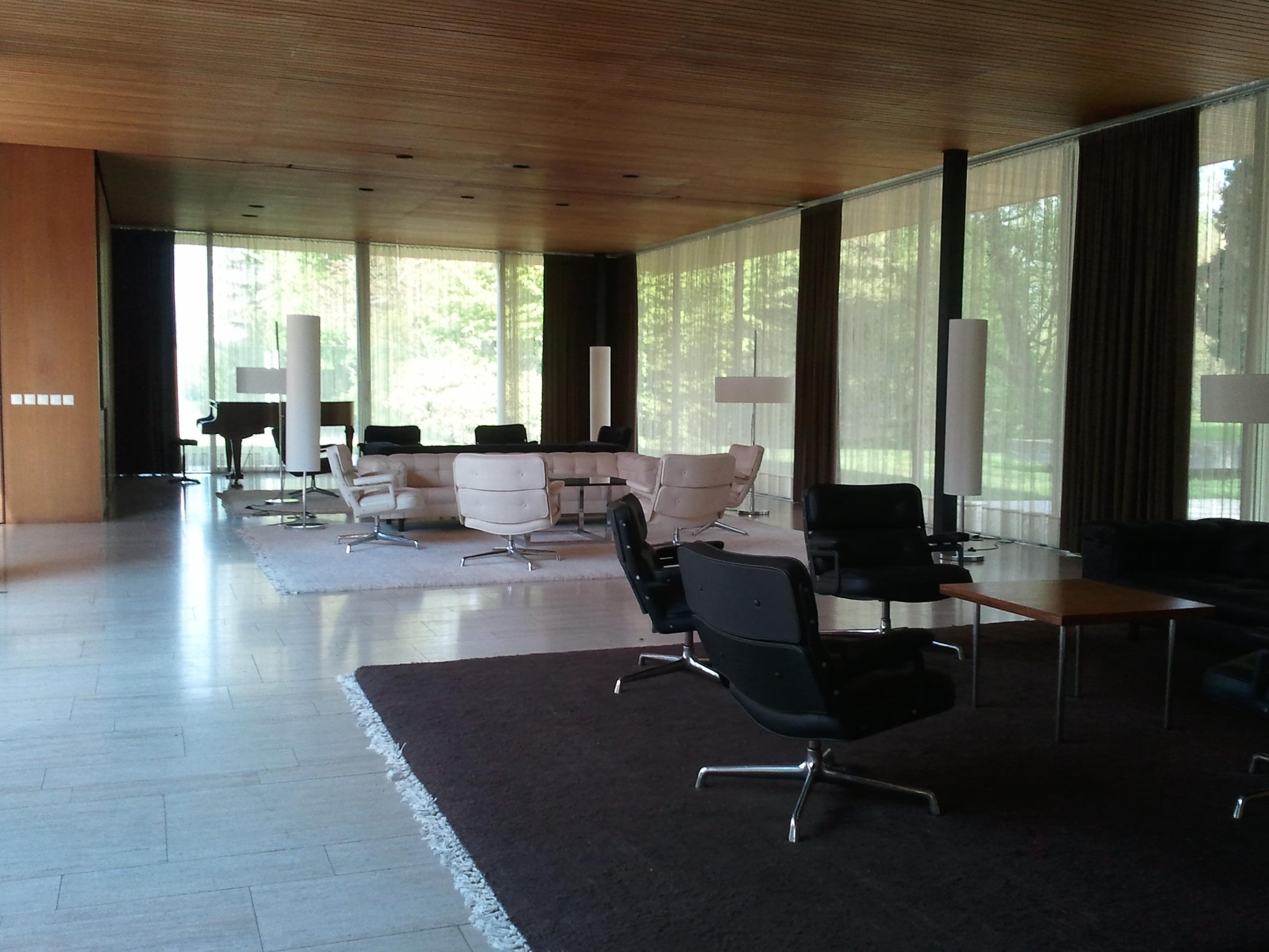 kanzlerbungalow bonn architektur baukunst nrw. Black Bedroom Furniture Sets. Home Design Ideas
