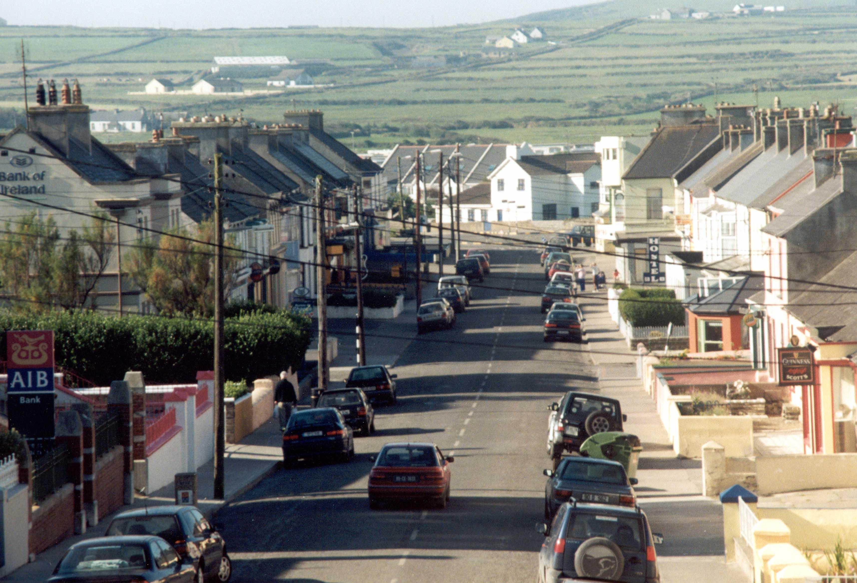 kilrush getaway - Irish Point to Point