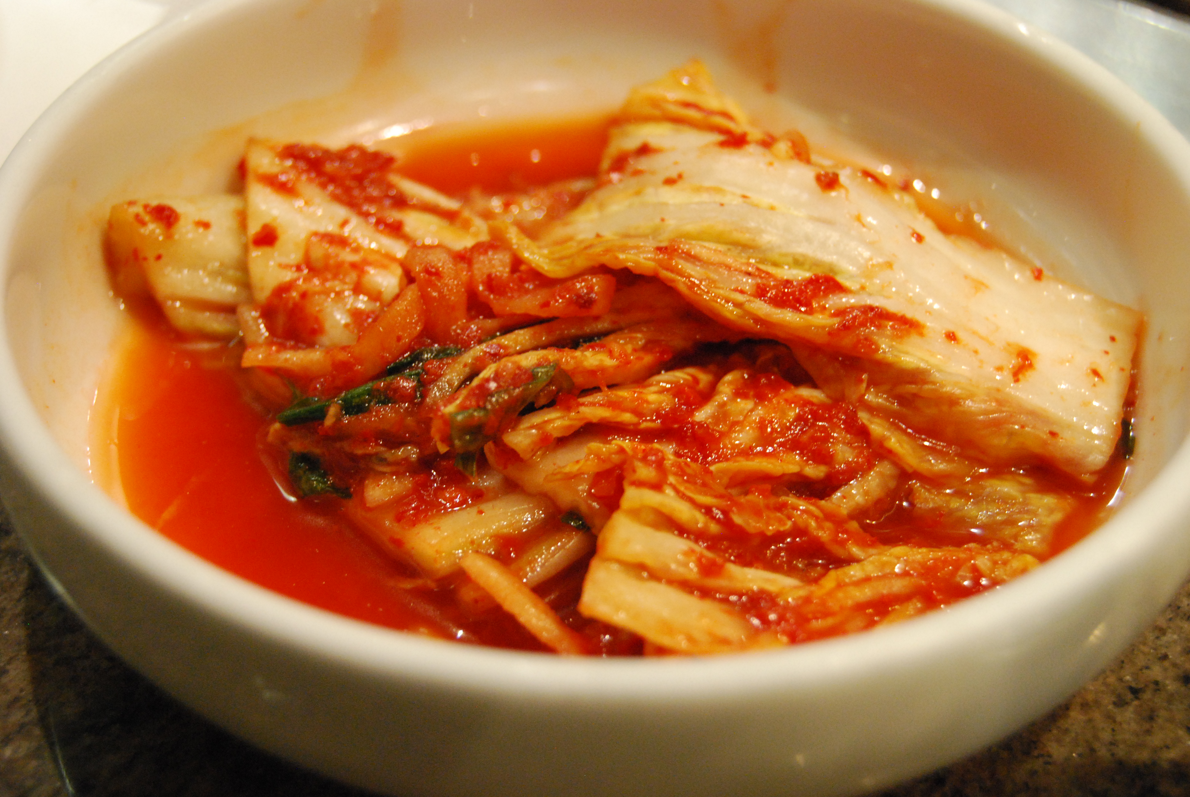 the best way to serve kimchi essay Koreans love korean pork belly bbq (samgyeopsal  you can also bake some fermented kimchi on the grill some restaurants serve you 1 do you know the best way.