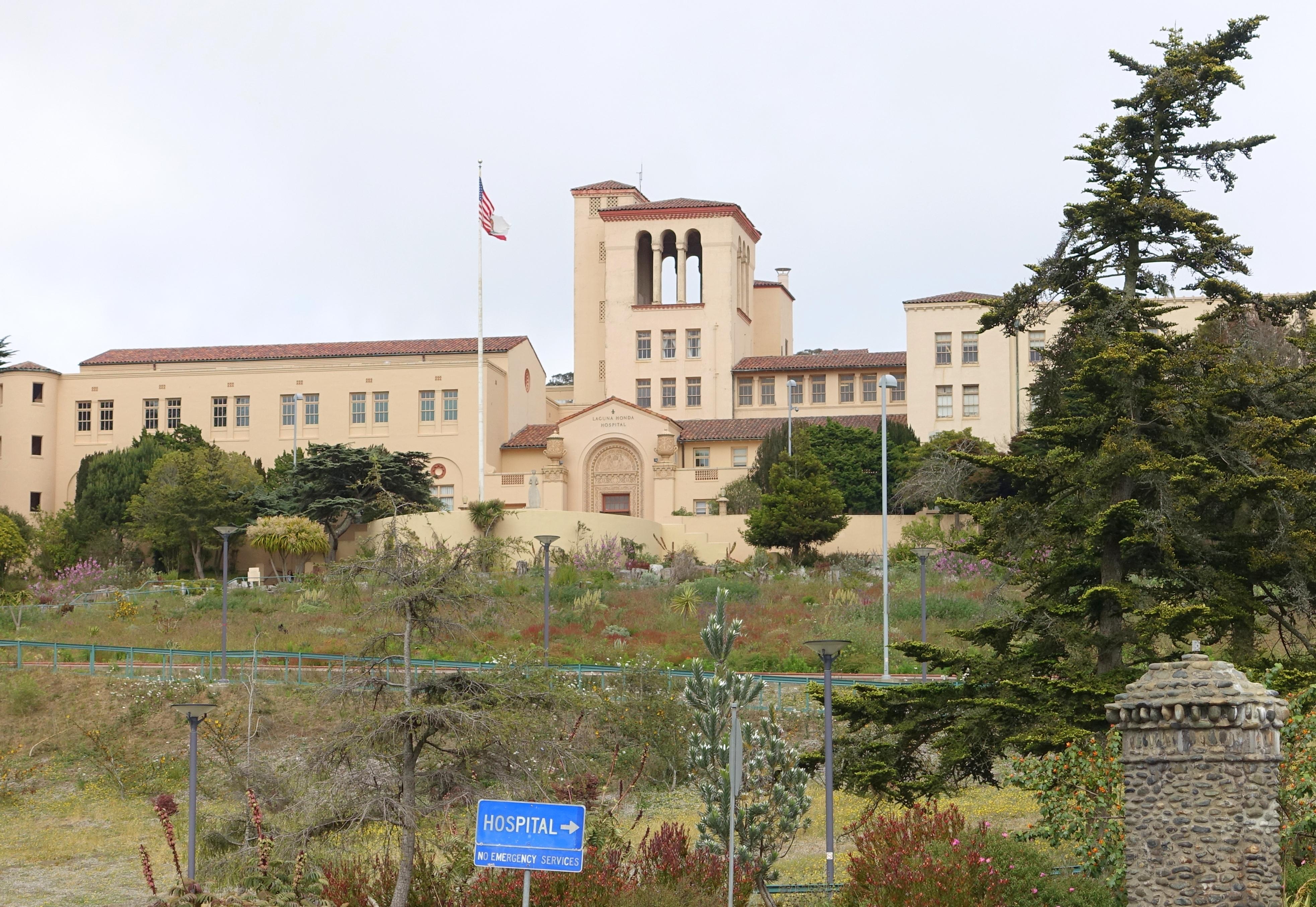 File:Laguna Honda Hospital and Rehabilitation Center - San Francisco
