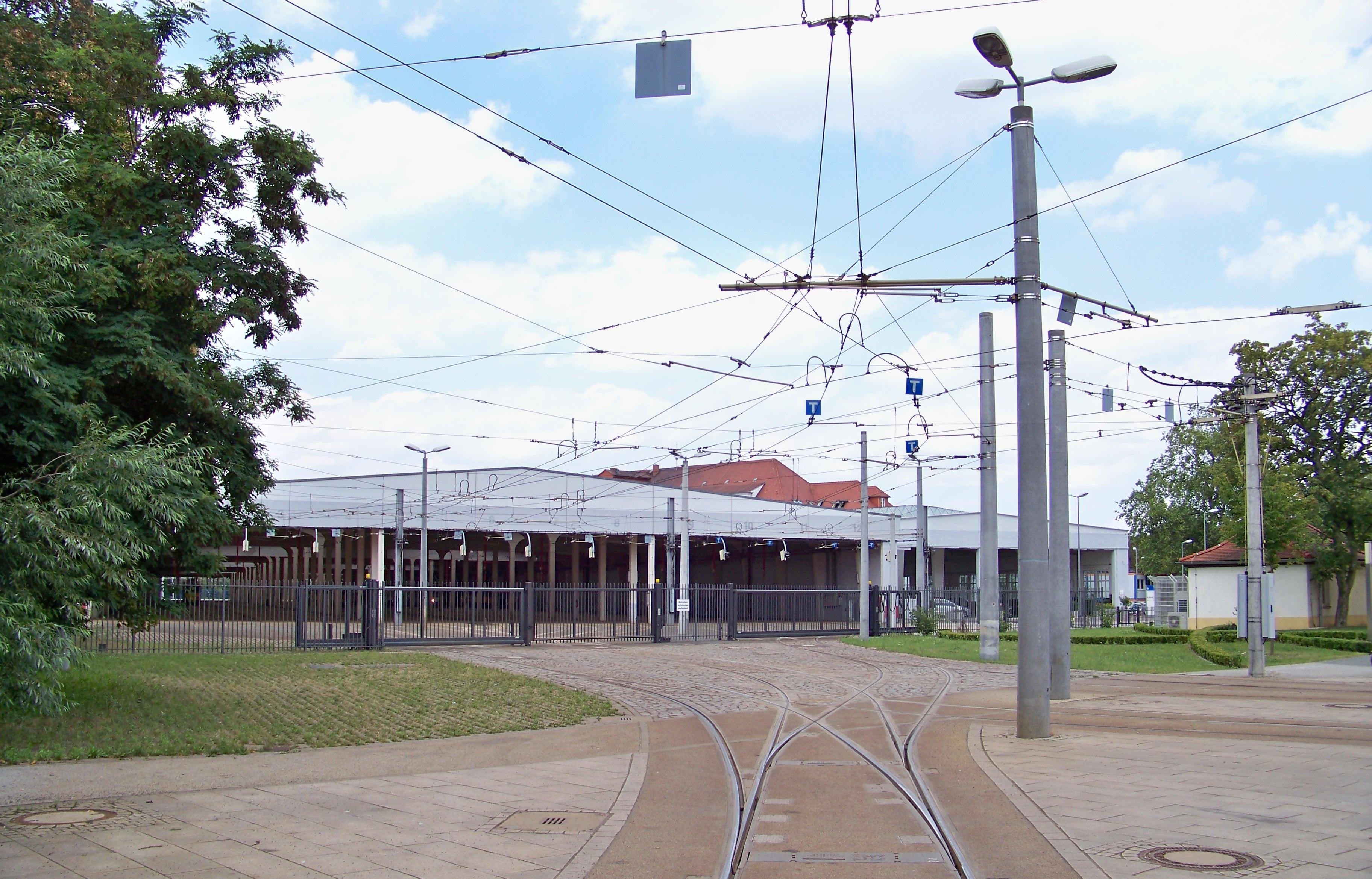 Ostplatz Leipzig history of trams in leipzig wikiwand