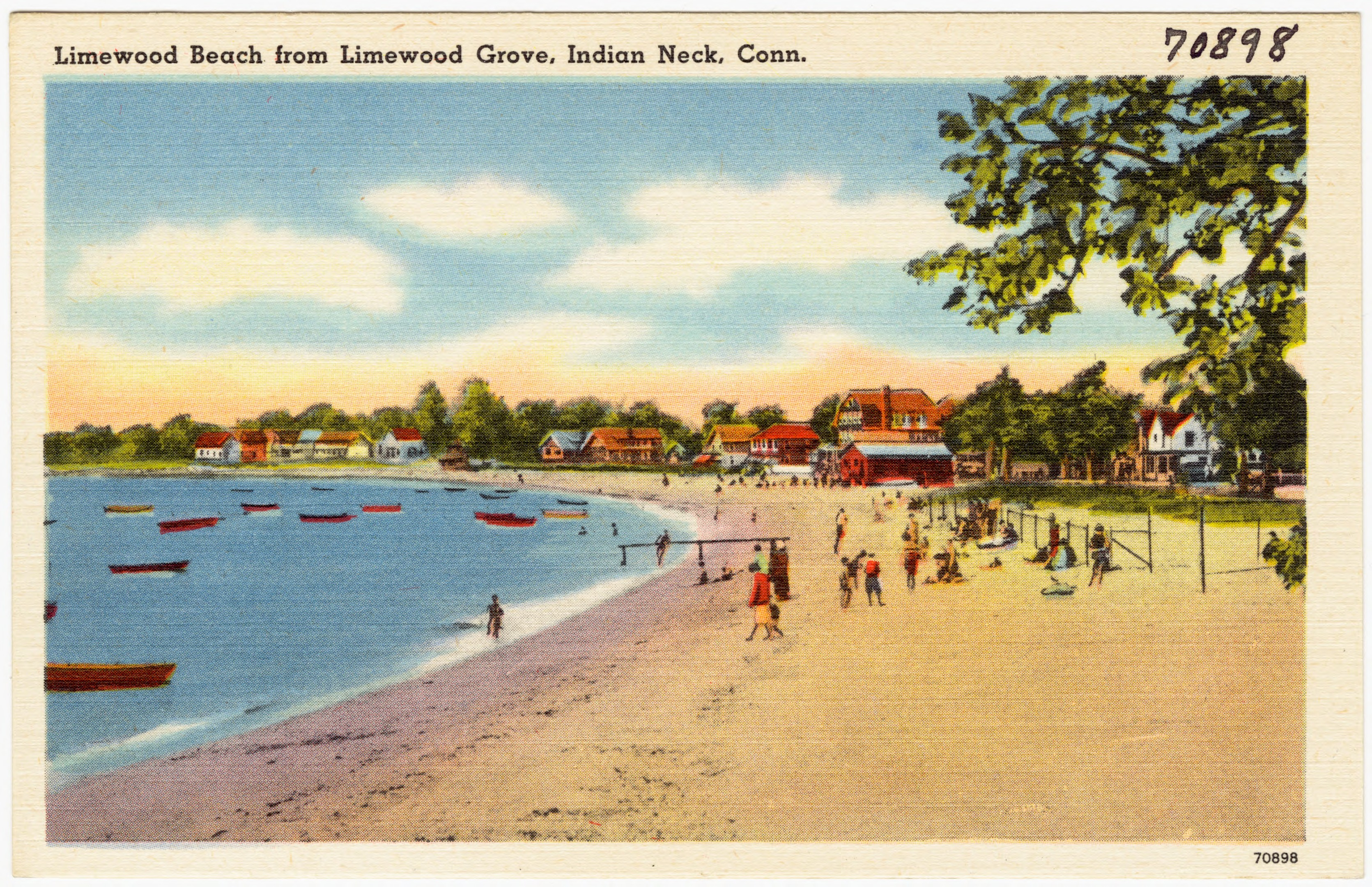 File Limewood Beach From Grove Indian Neck Conn 70898
