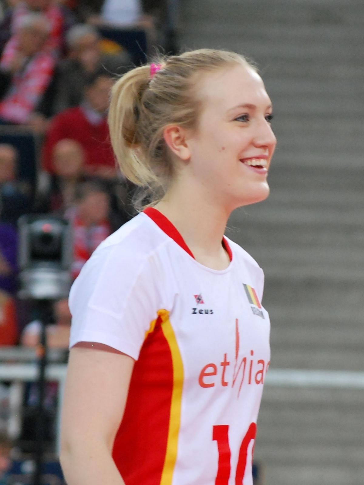 Lise Van Hecke Wikipedia