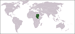 LocationSudan