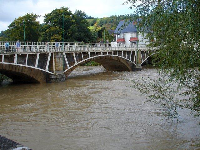 Long Bridge, Newtown - geograph.org.uk - 1020092
