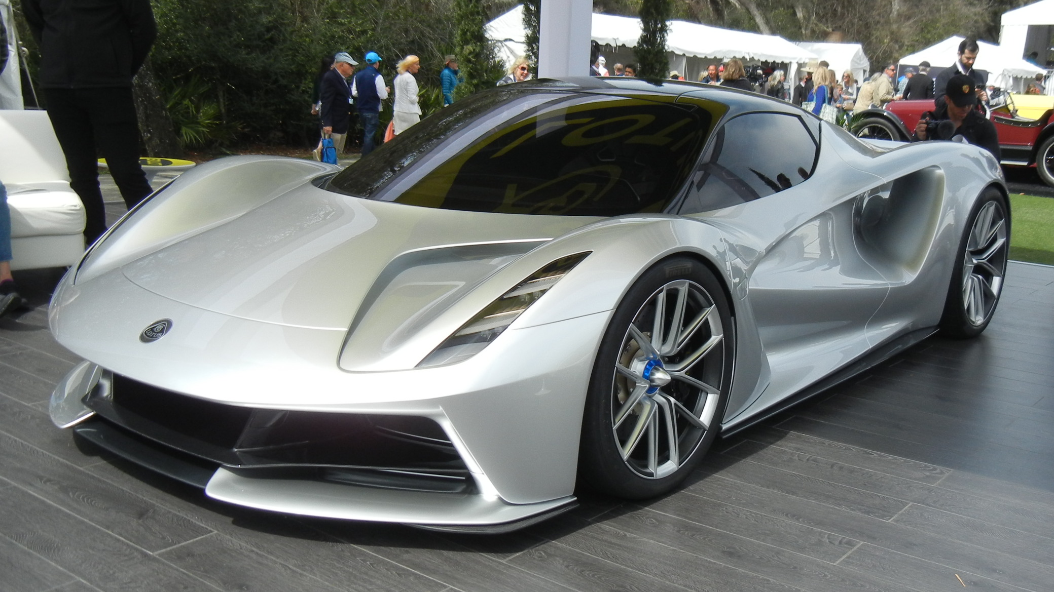 upcoming electric supercars 2021