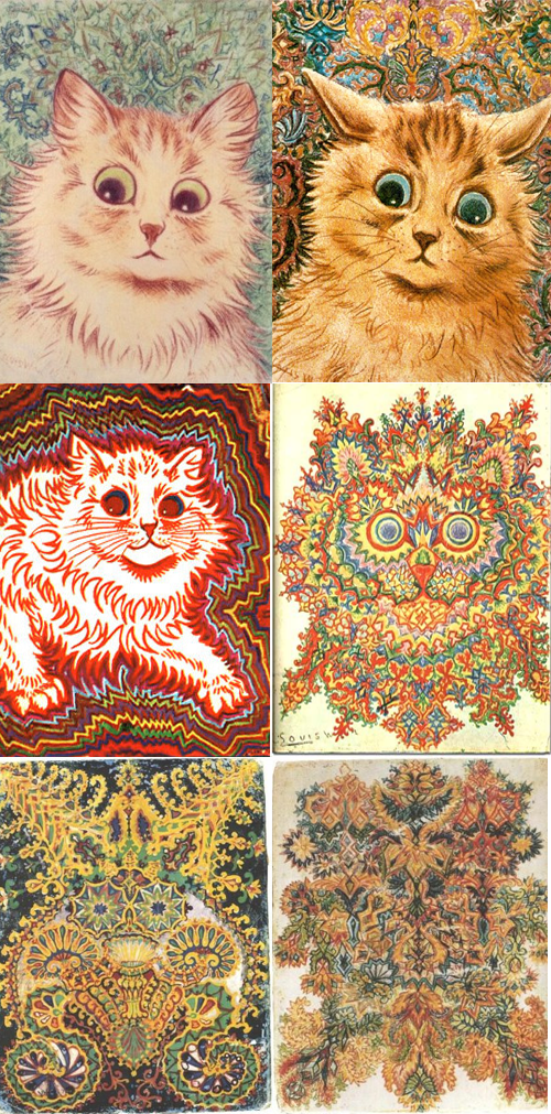 Louis Wain Wikipedia