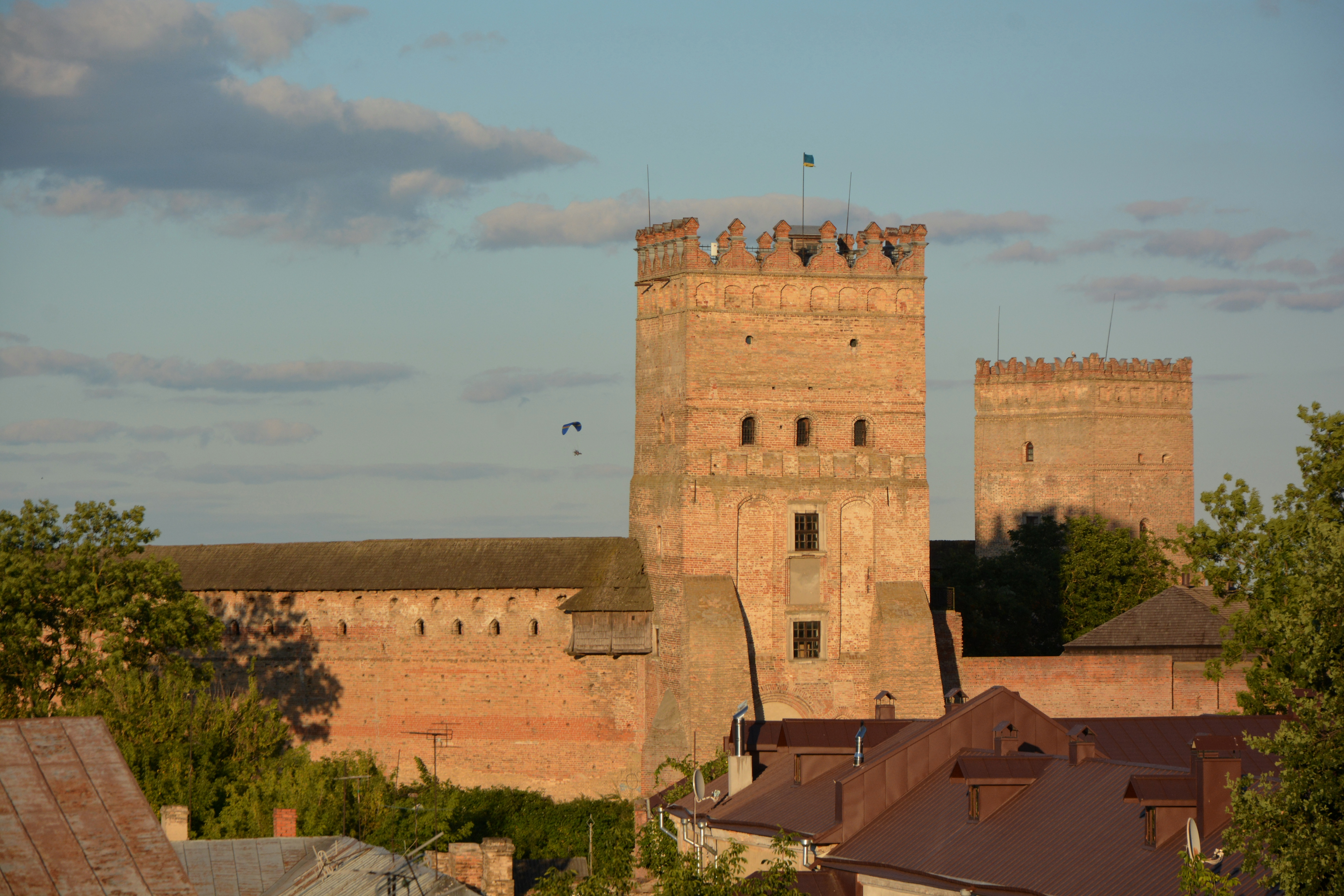 Lutsk: a selection of sites