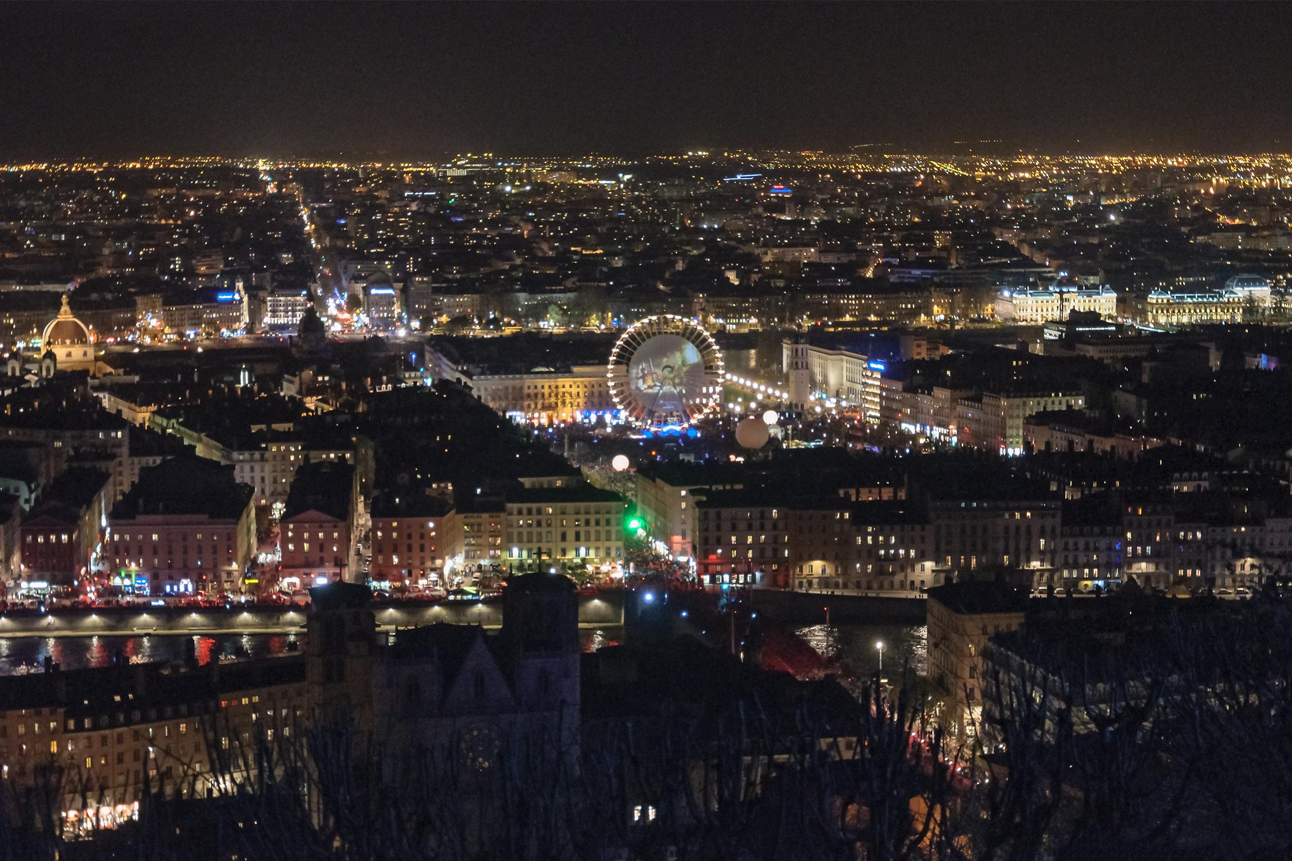 Fête des Lumières de Lyon 2014