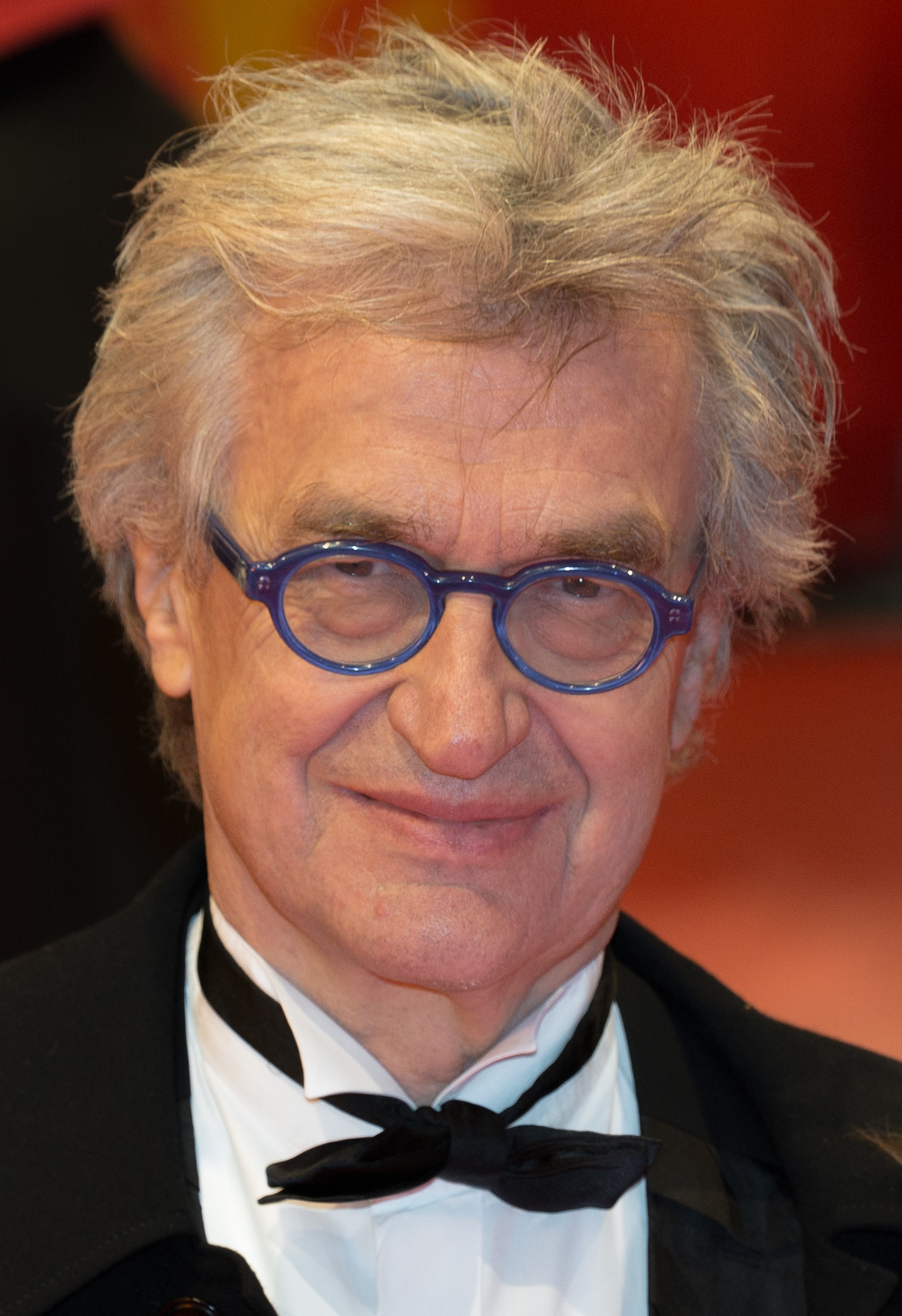 Wenders at the [[Berlinale 2017]]