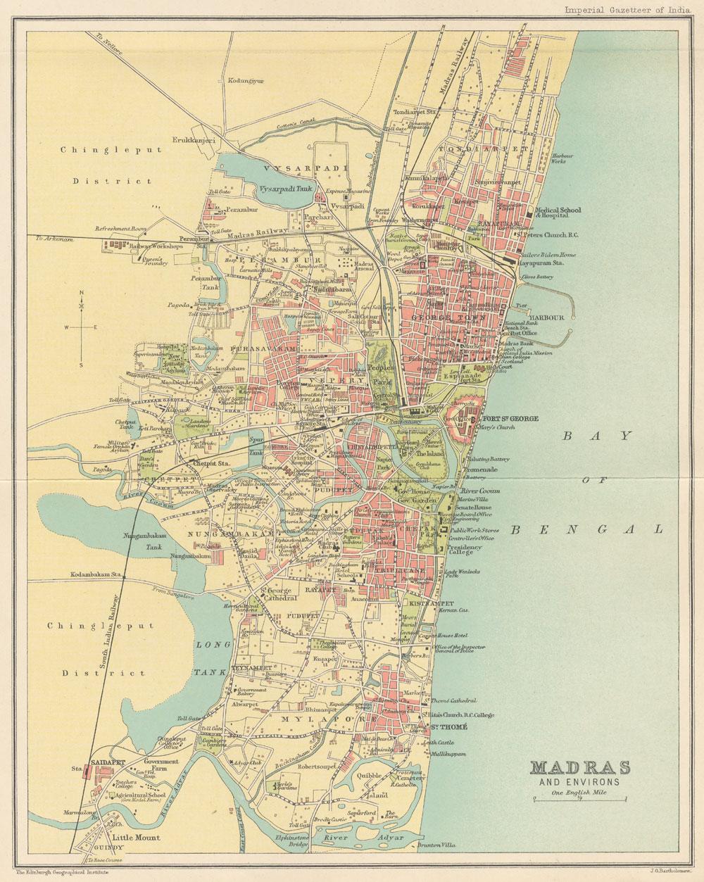 History of Chennai - Wikipedia