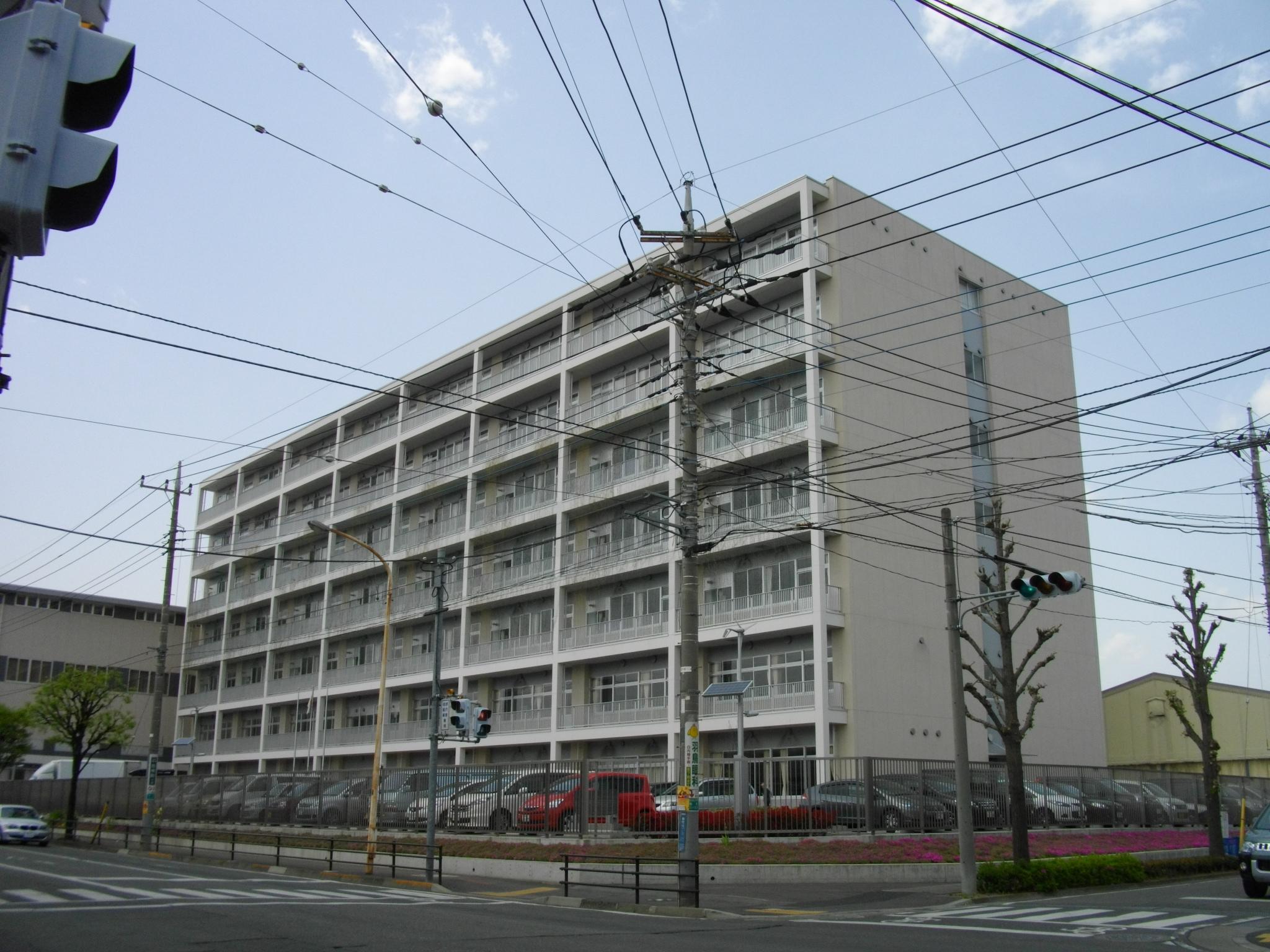 群馬県立前橋商業高等学校 - Wikipedia