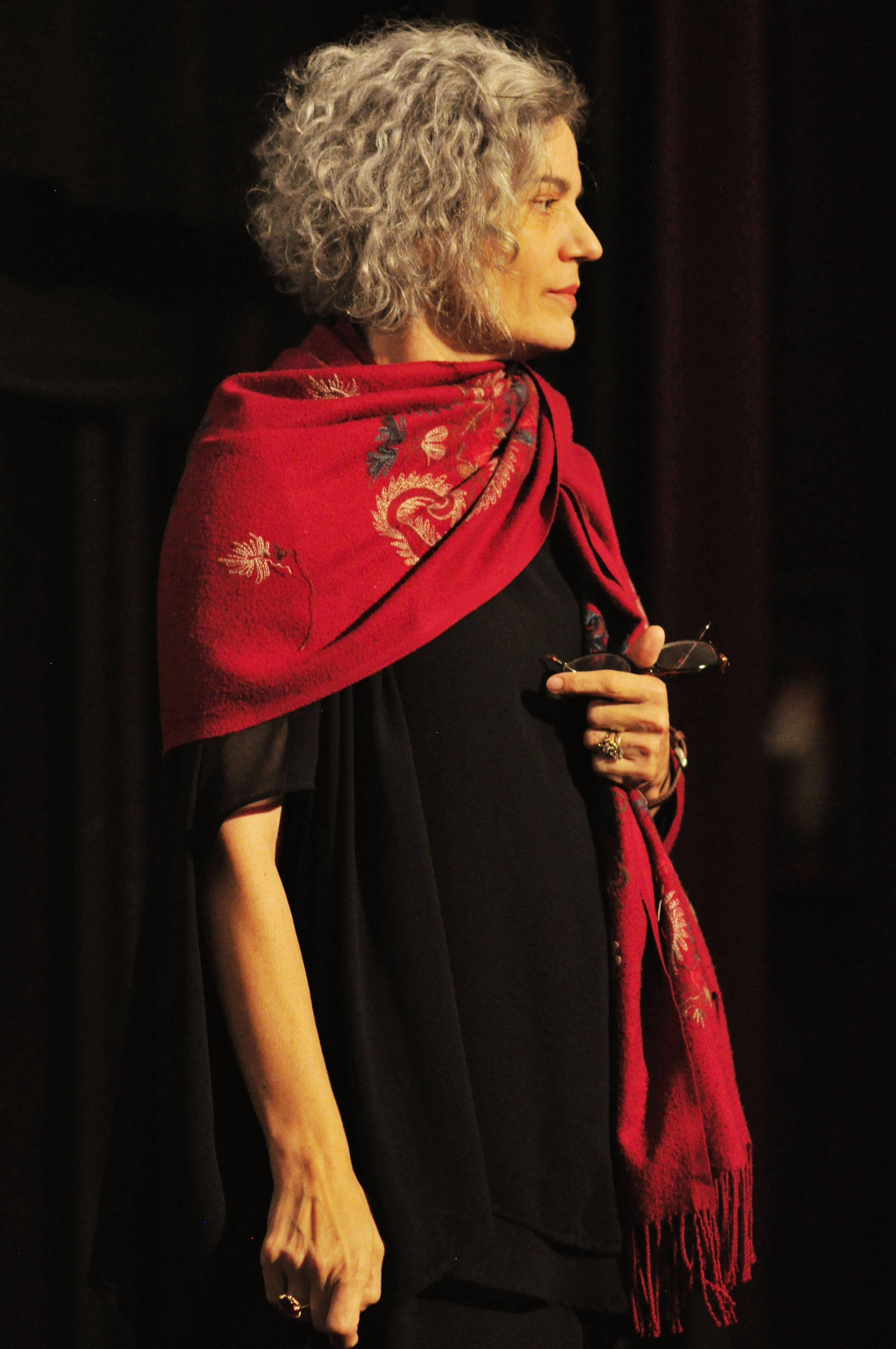 Maia Morgenstern, despre rolul sãu din serialul ...  |Maia Morgenstern