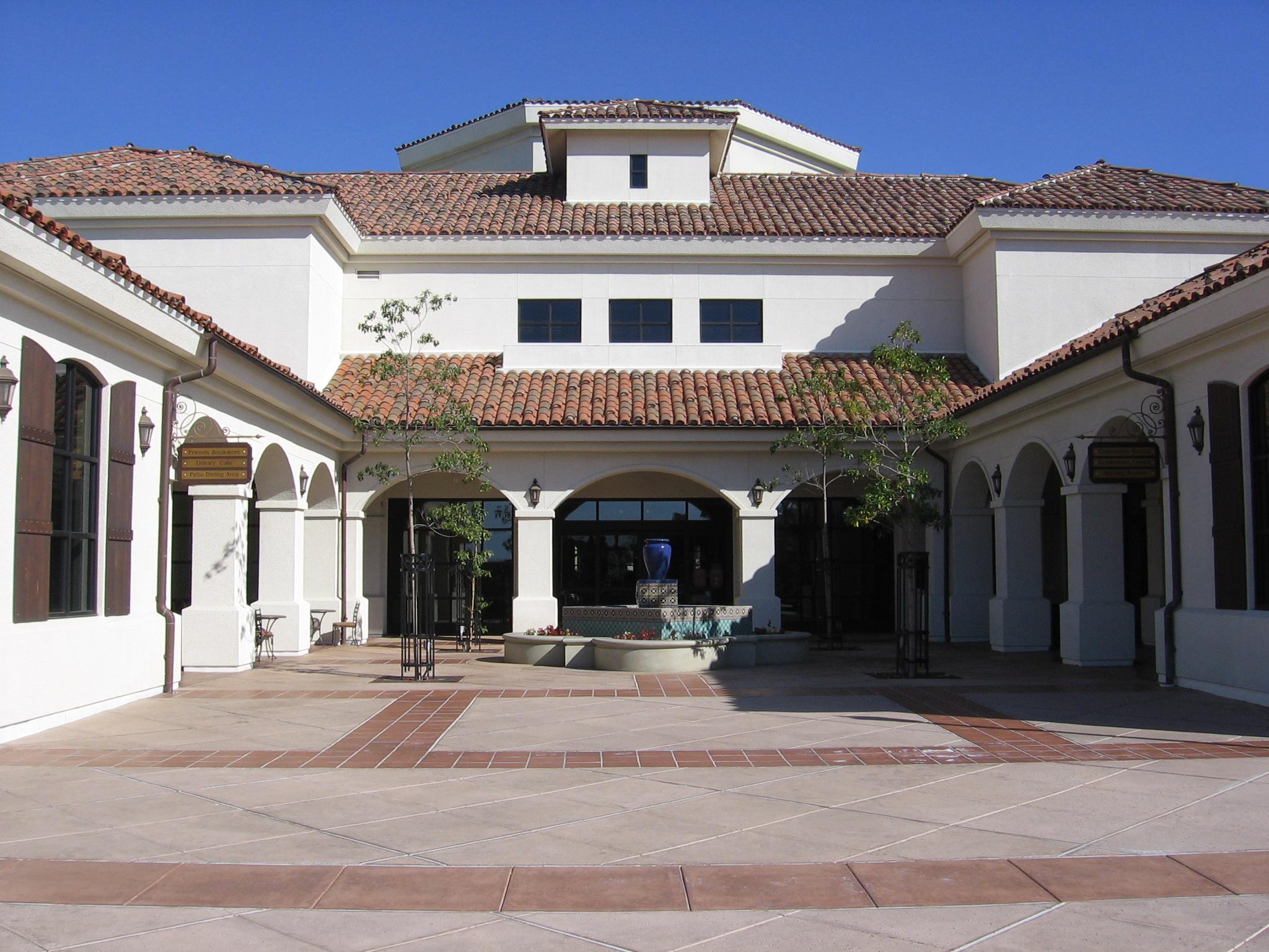 City Of Camarillo Public Library Wikipedia