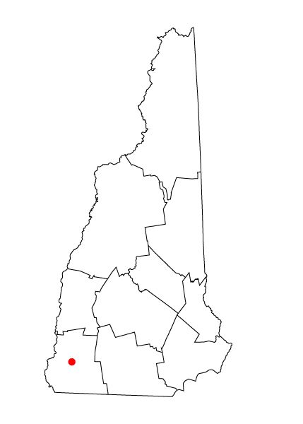 keene new hampshire map File Map Of Nh Dot On Keene Png Wikimedia Commons keene new hampshire map