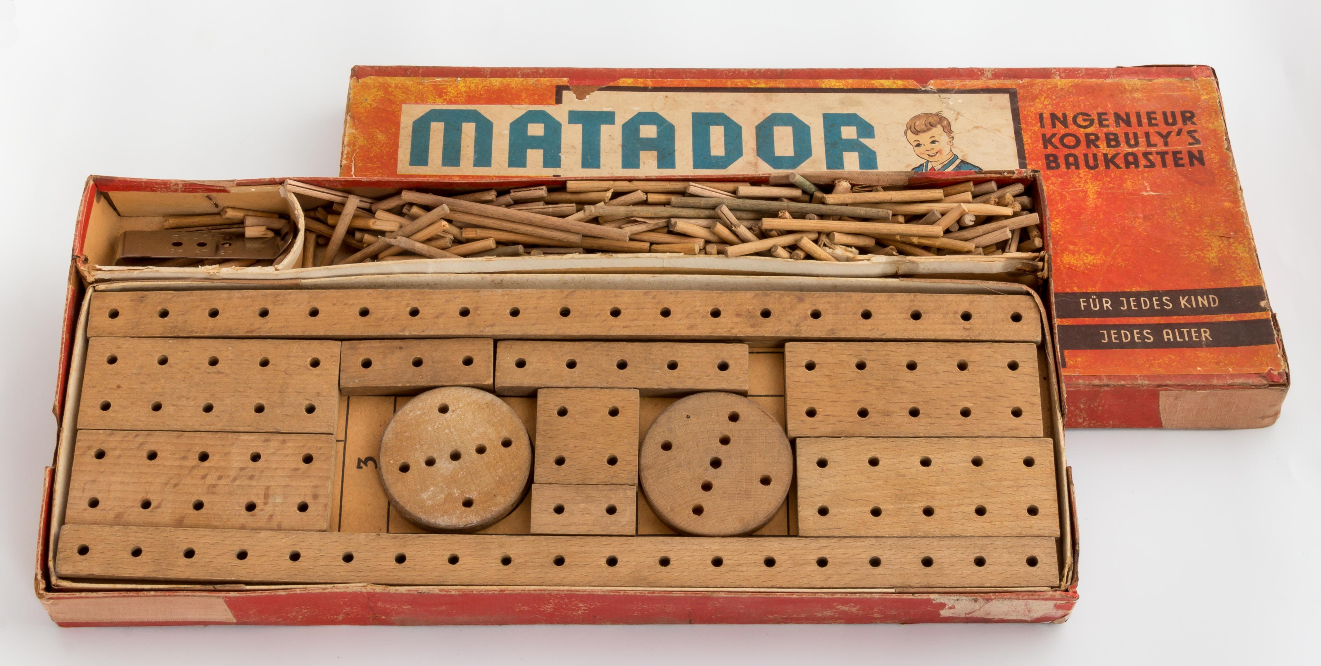 matador holzbaukasten