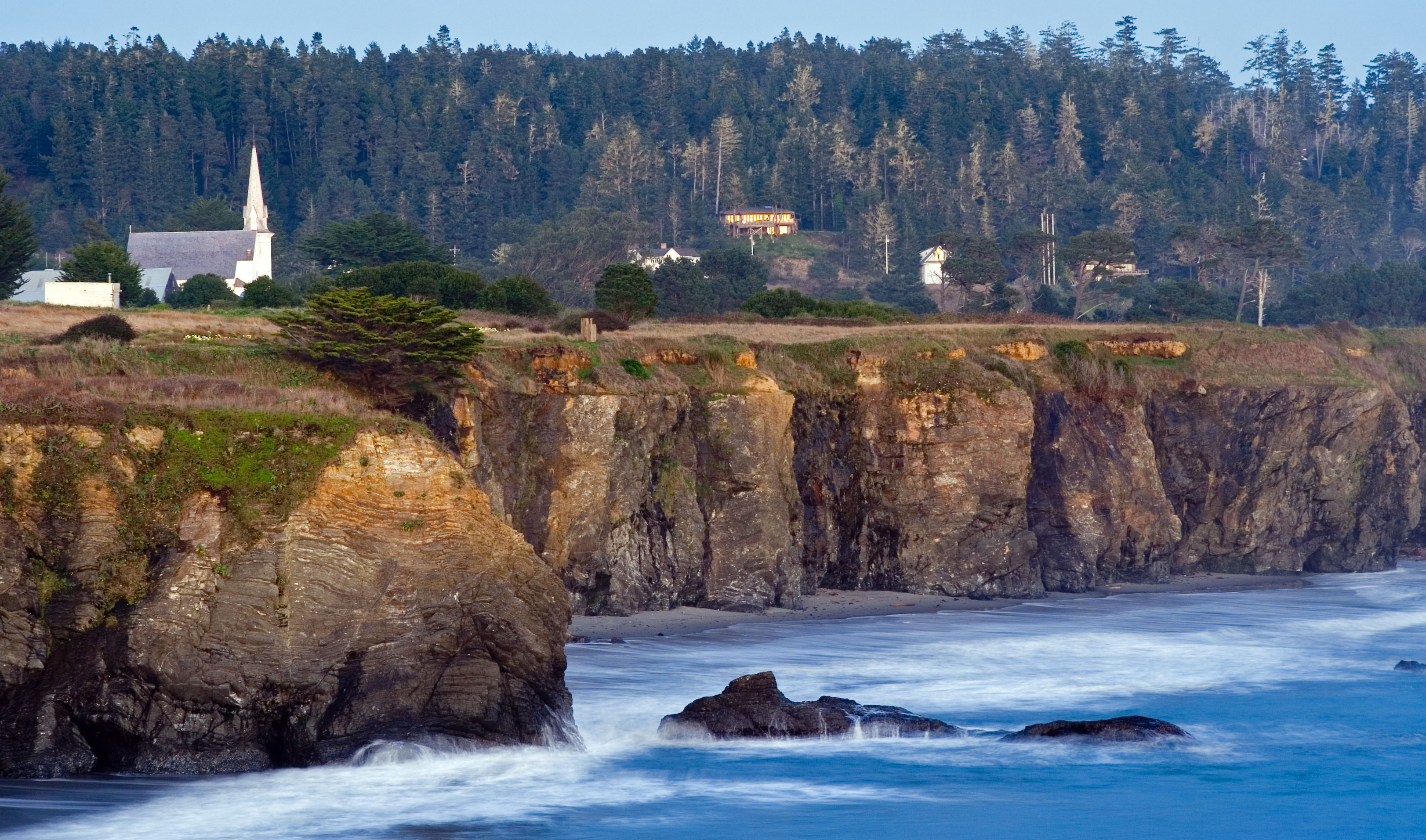 mendocino romantic west coast road trip