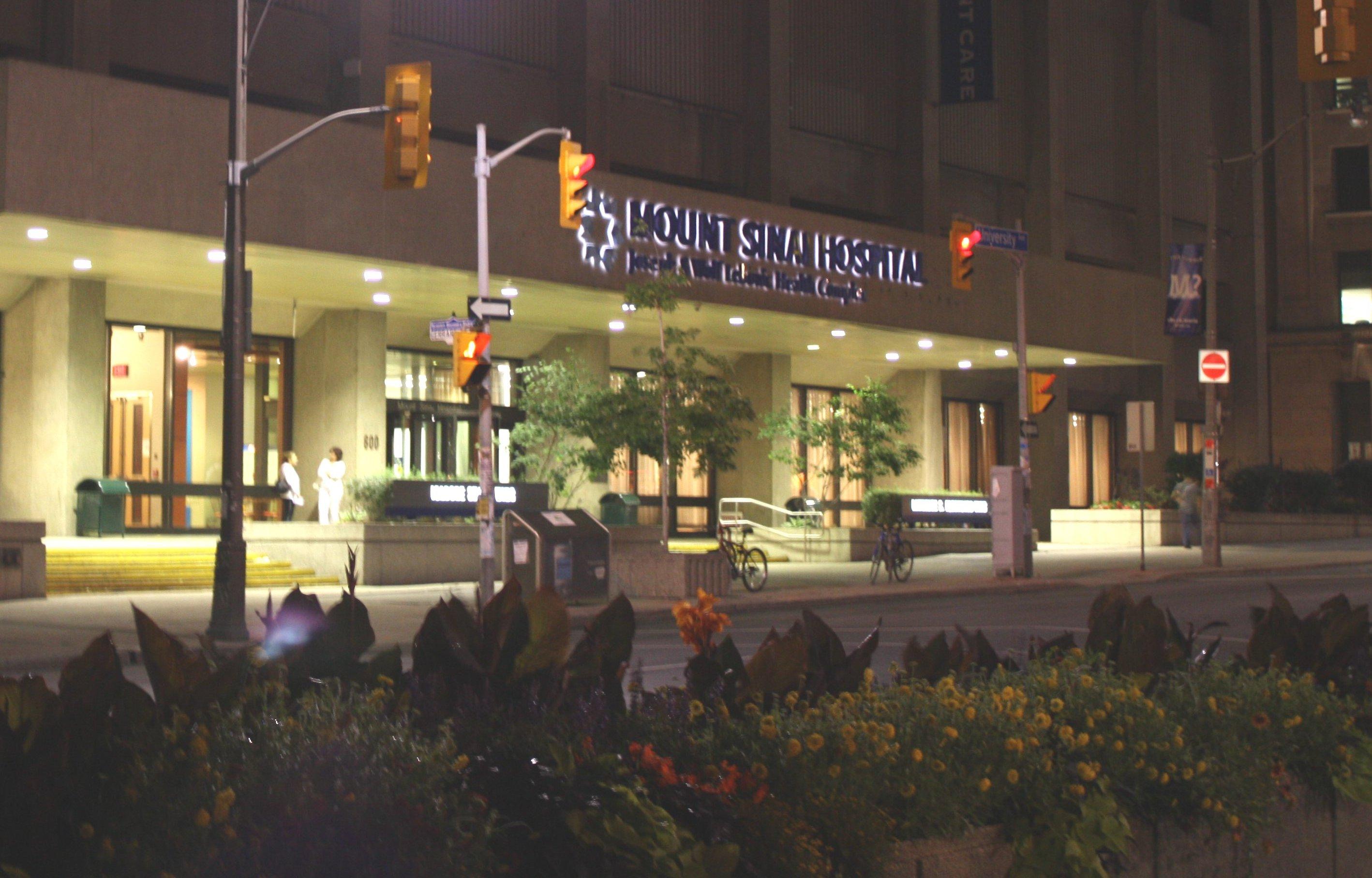 Mount Sinai Hospital (Toronto) - Wikiwand